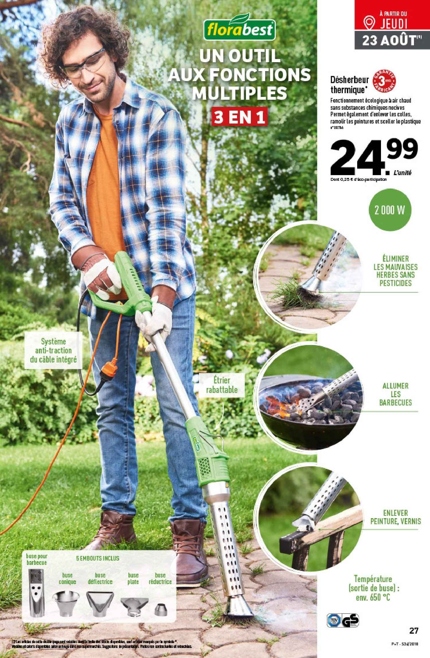 Catalogue Lidl - 22.08.2018 - 28.08.2018. Page 27.