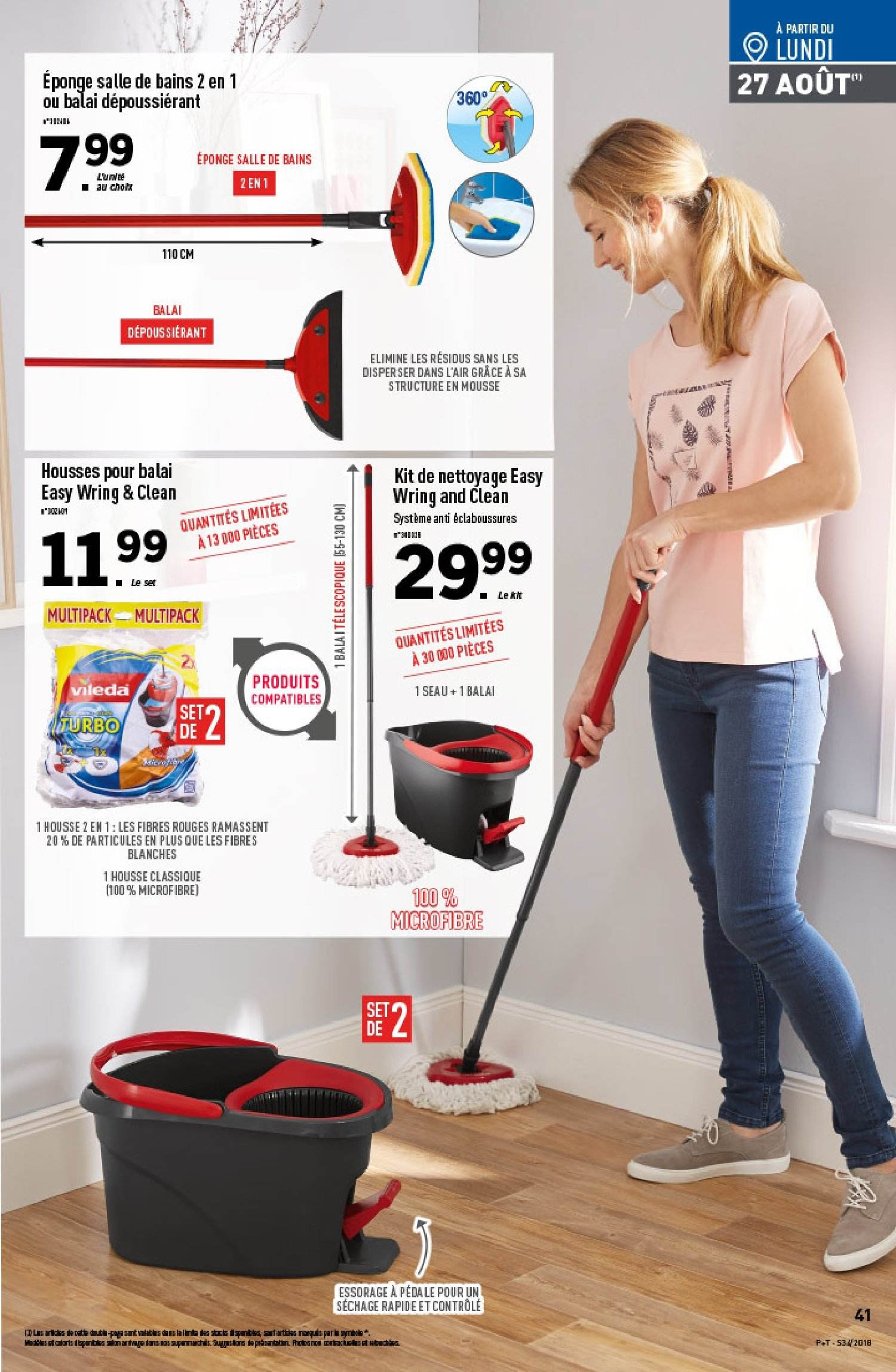 Catalogue Lidl - 22.08.2018 - 28.08.2018. Page 41.