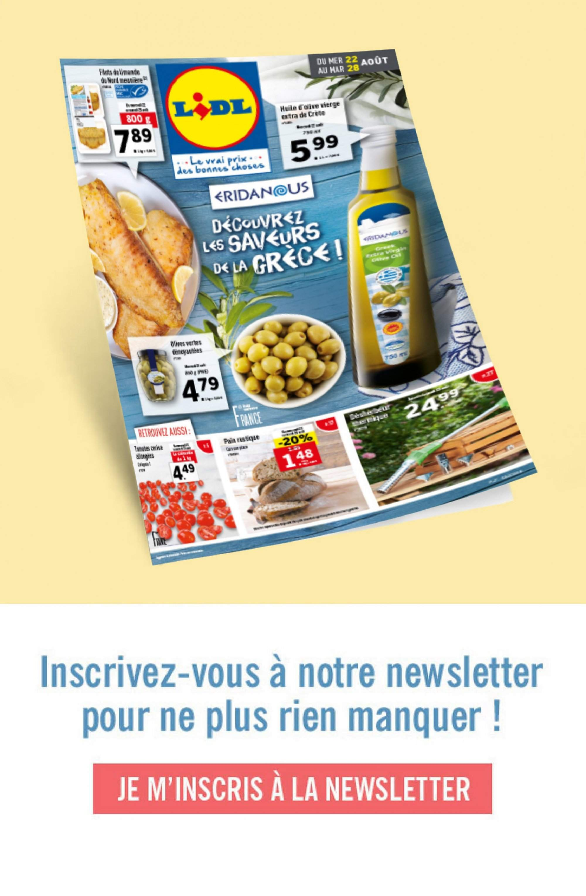 Catalogue Lidl - 22.08.2018 - 28.08.2018. Page 45.