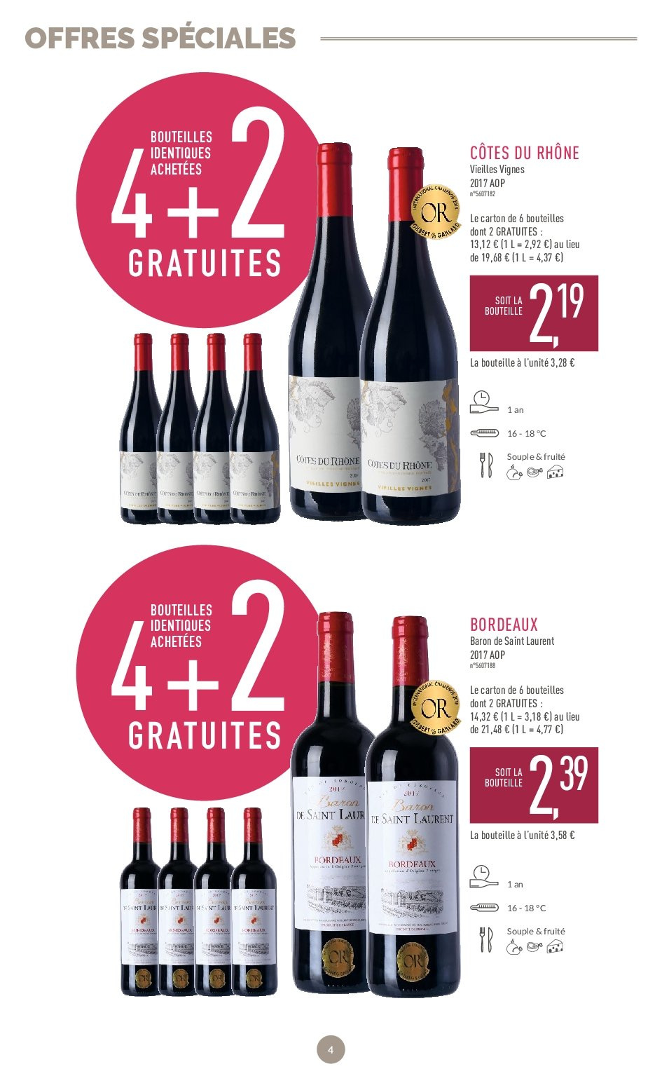 Catalogue Lidl - 14.08.2018 - 12.09.2018. Page 4.