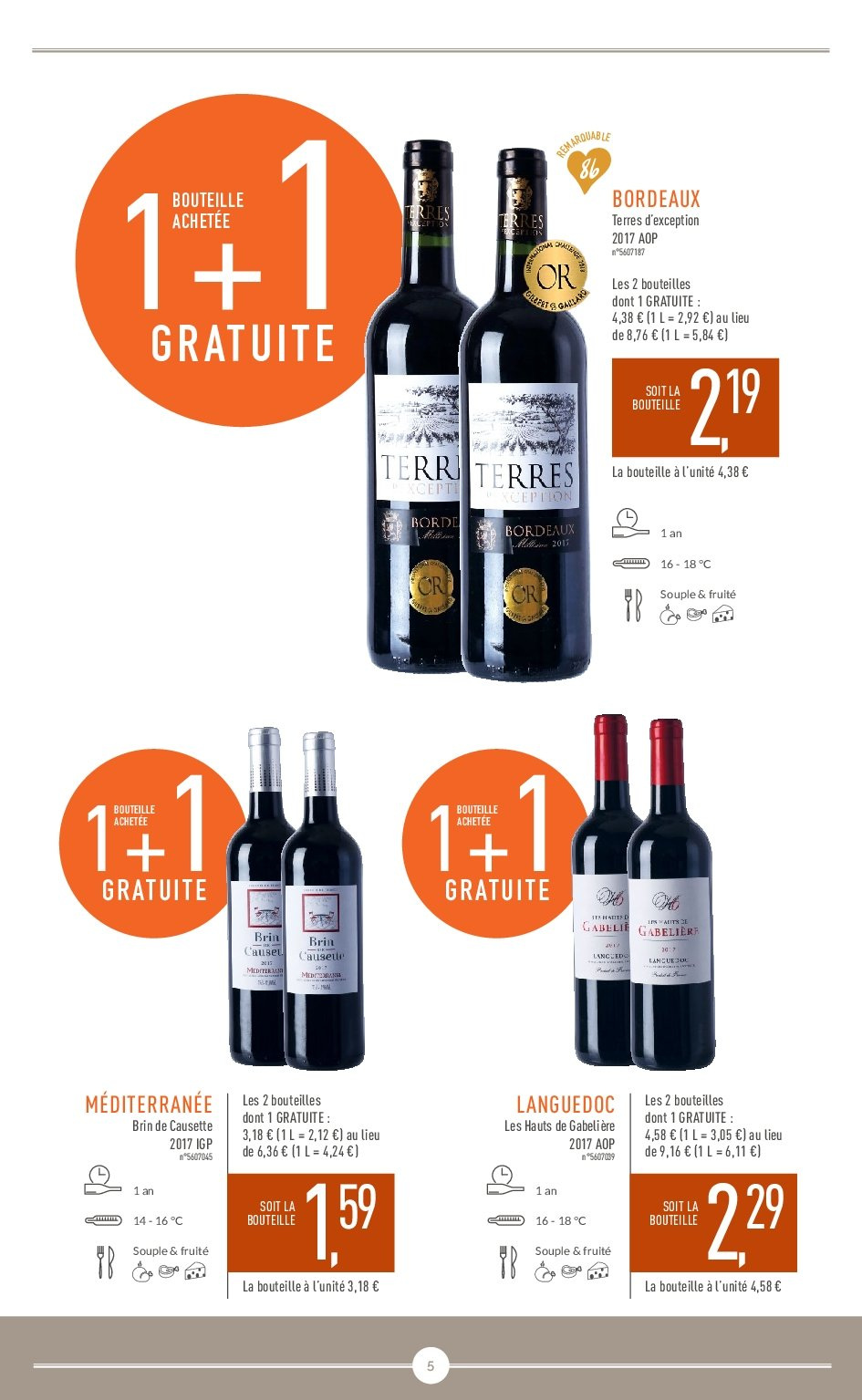 Catalogue Lidl - 14.08.2018 - 12.09.2018. Page 5.
