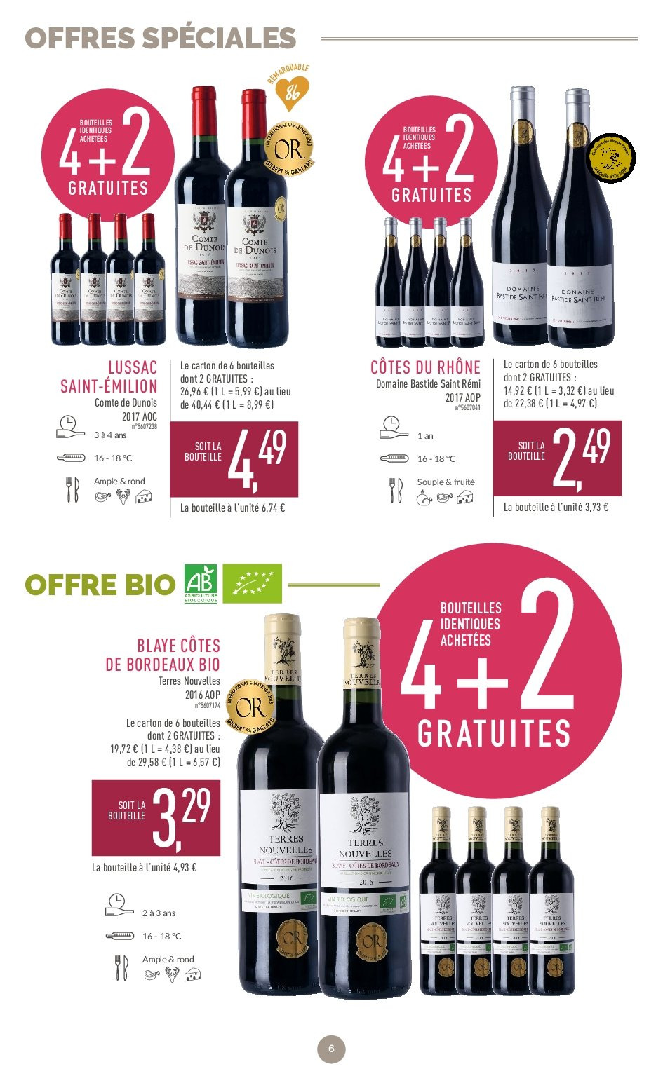 Catalogue Lidl - 14.08.2018 - 12.09.2018. Page 6.