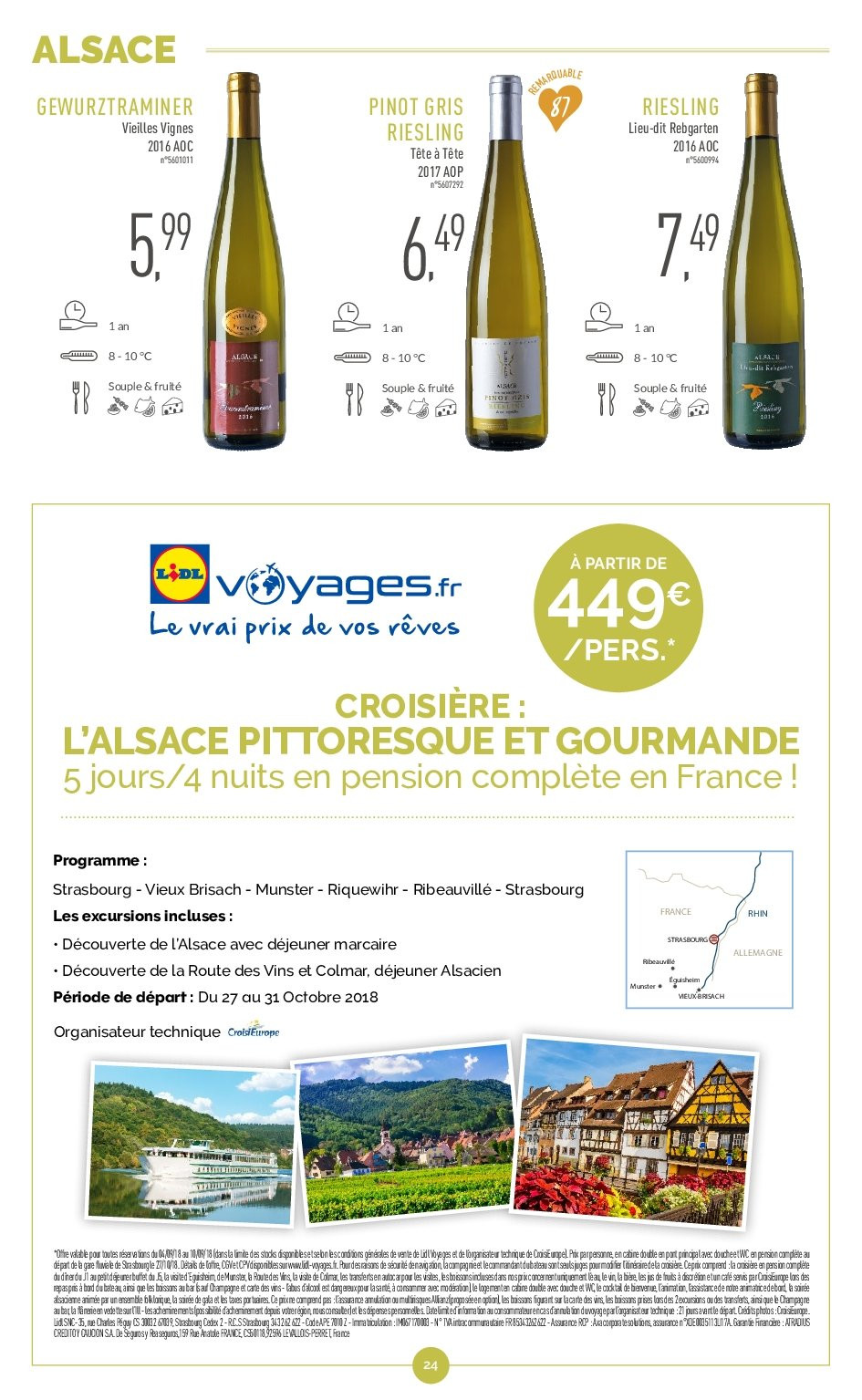 Catalogue Lidl - 14.08.2018 - 12.09.2018. Page 24.