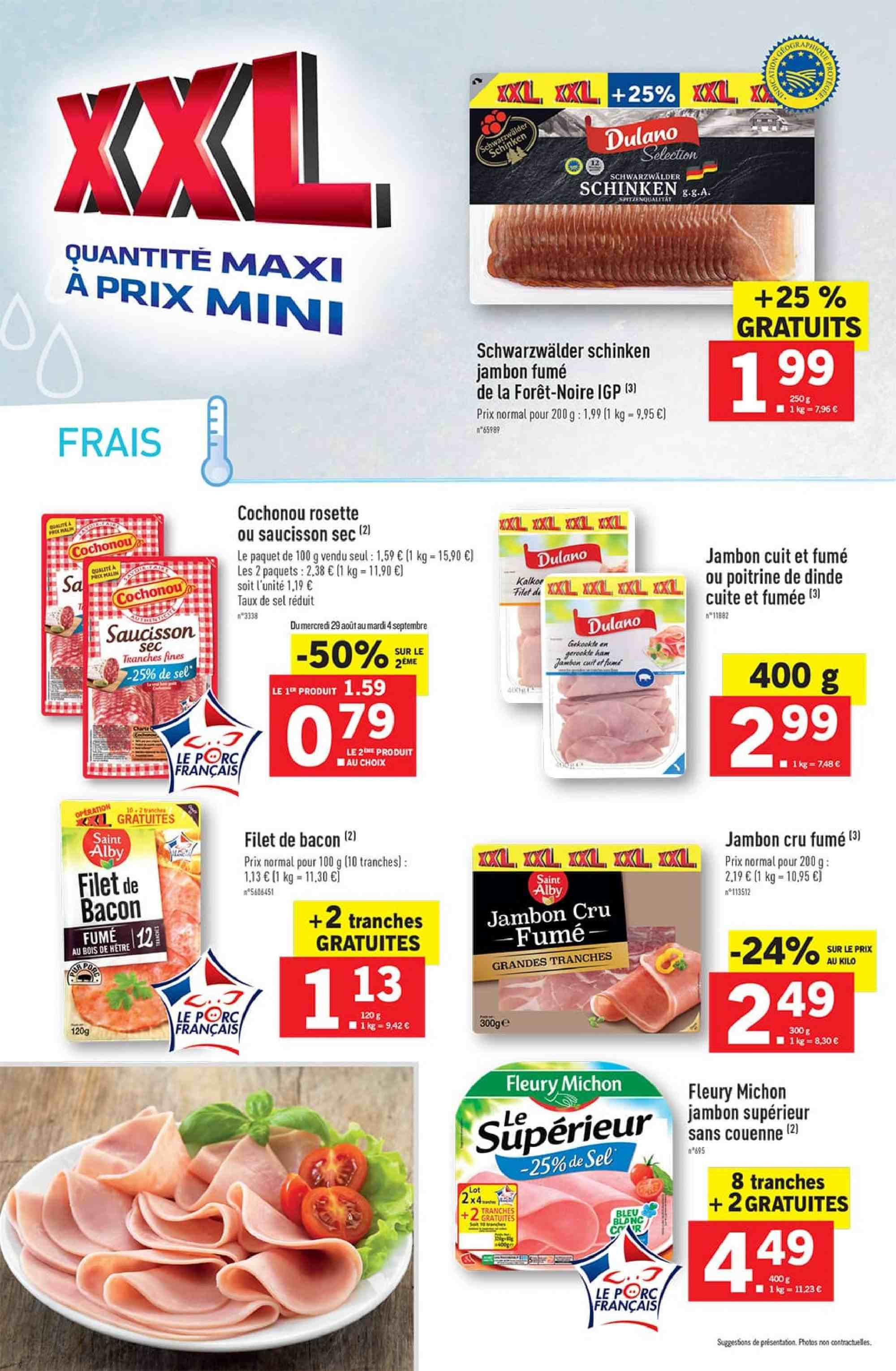 Catalogue Lidl - 29.08.2018 - 04.09.2018. Page 8.