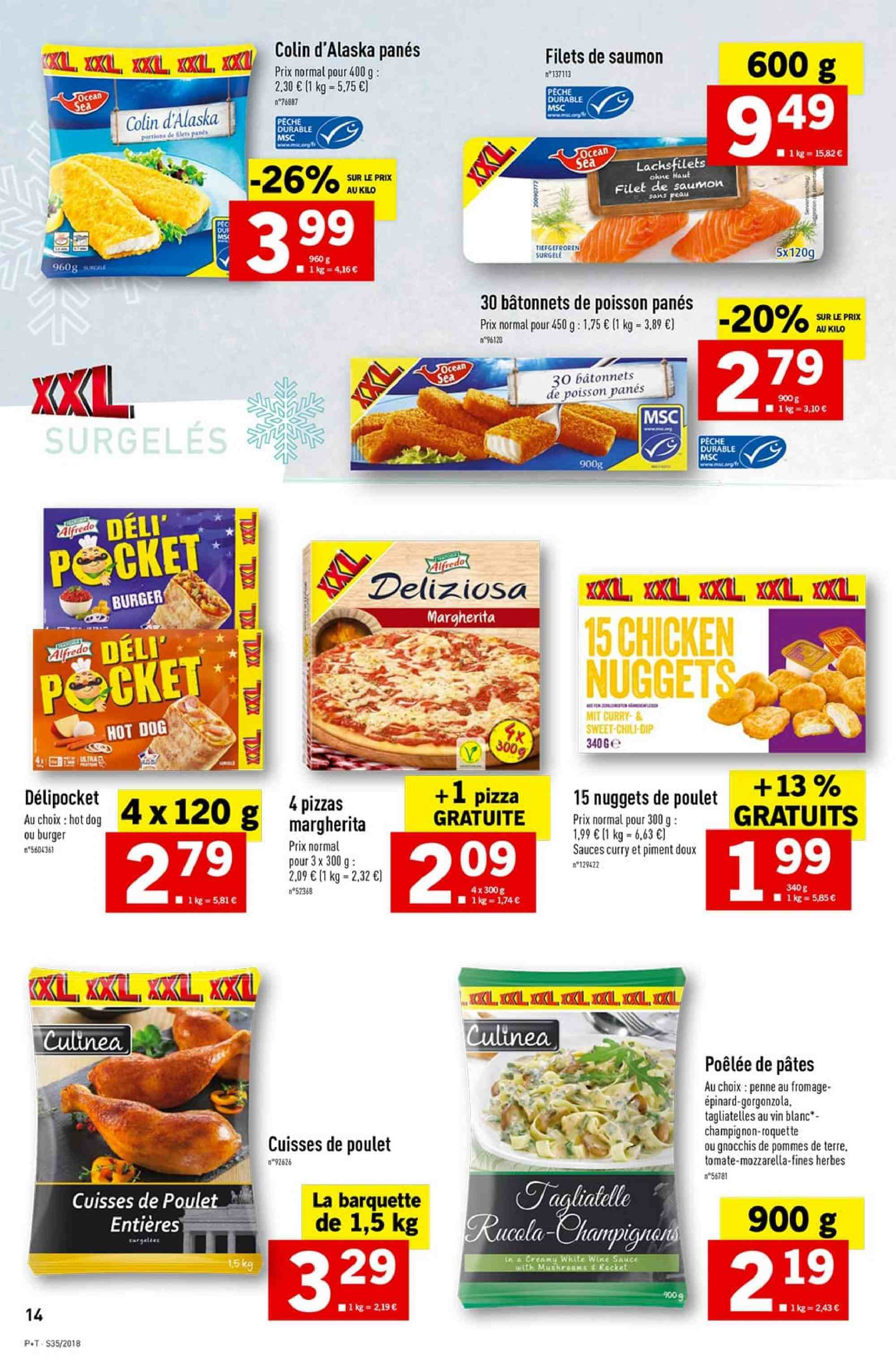 Catalogue Lidl - 29.08.2018 - 04.09.2018. Page 14.
