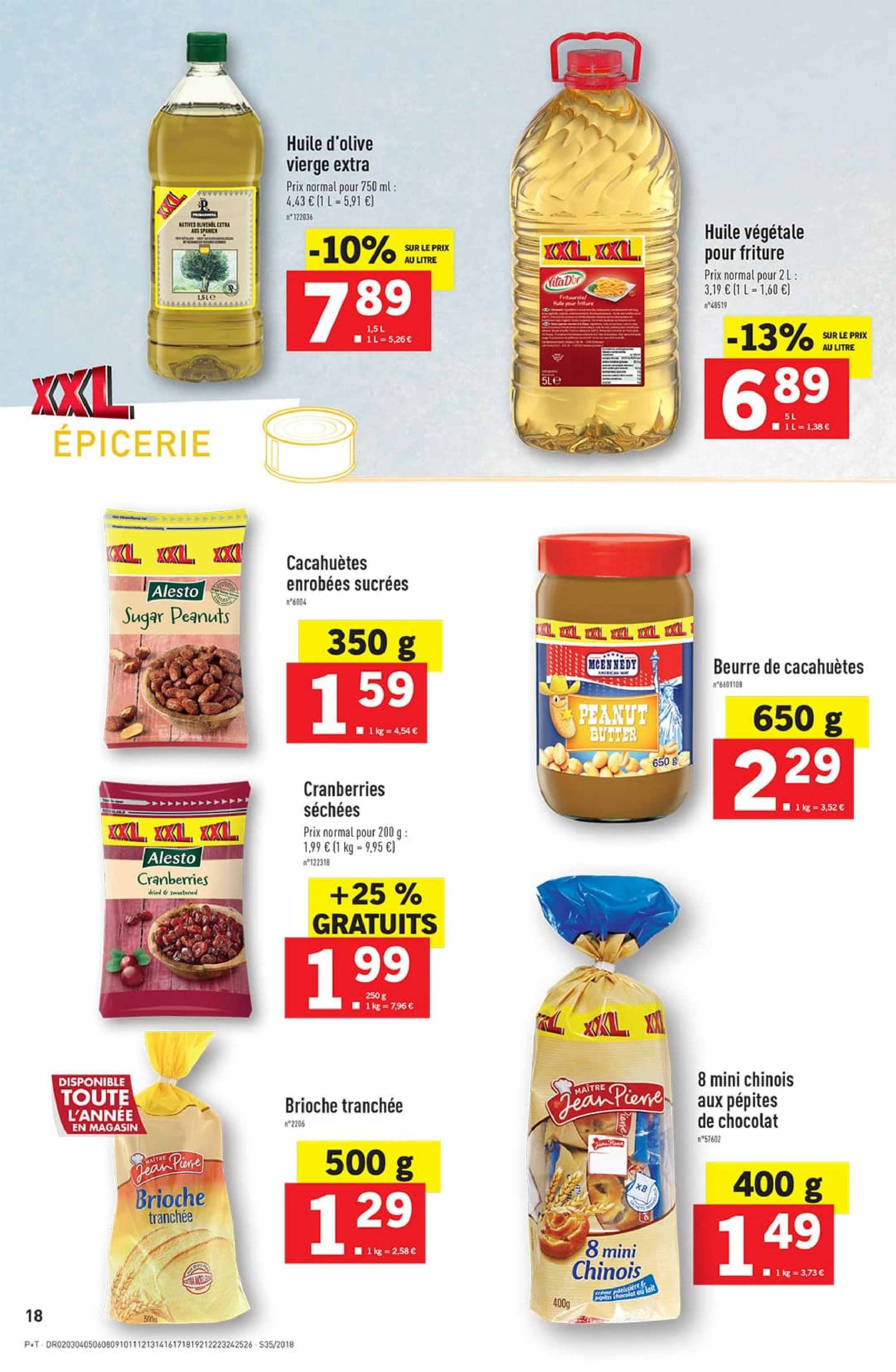 Catalogue Lidl - 29.08.2018 - 04.09.2018. Page 18.