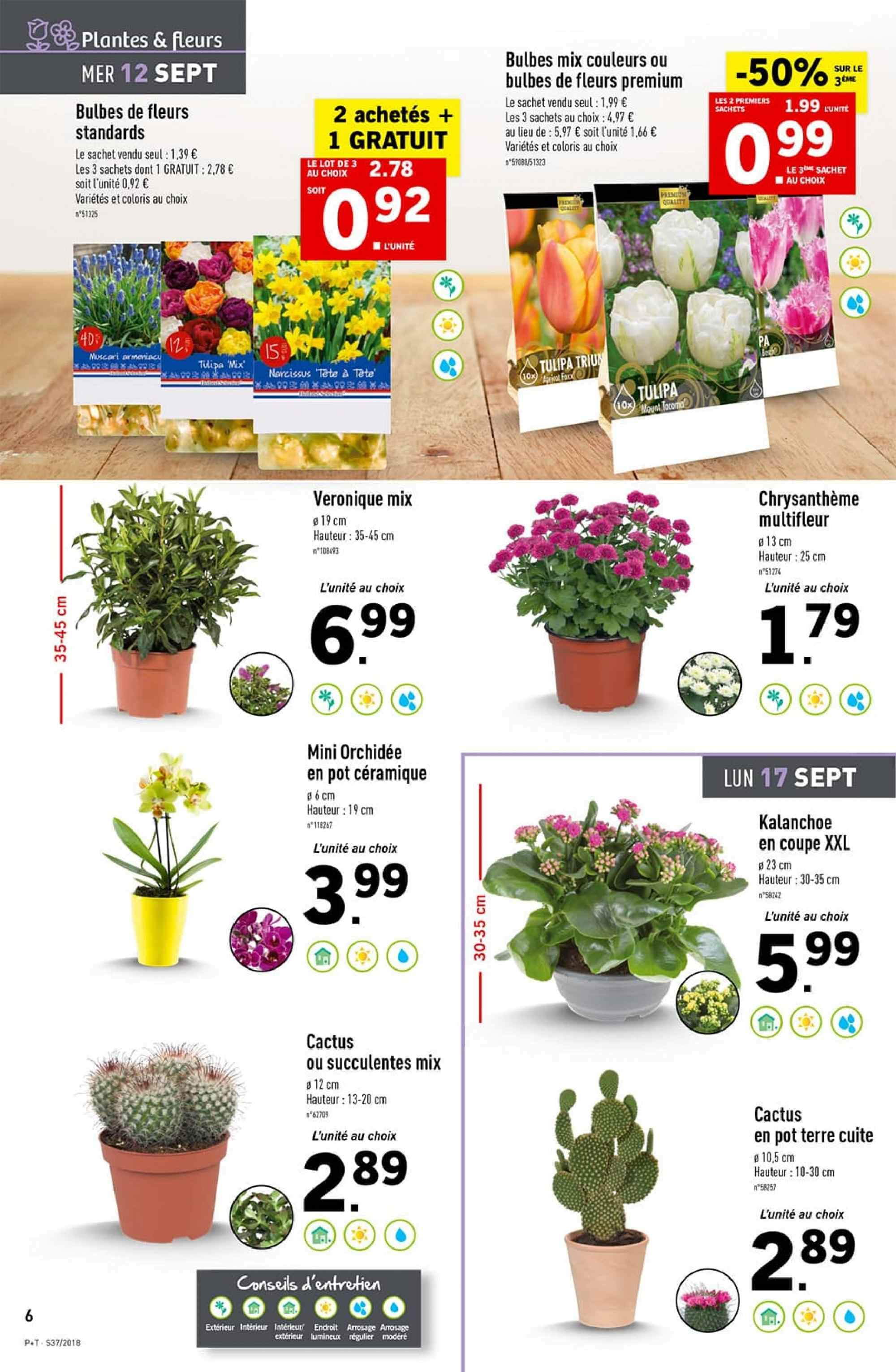 Catalogue Lidl - 12.09.2018 - 18.09.2018. Page 6.