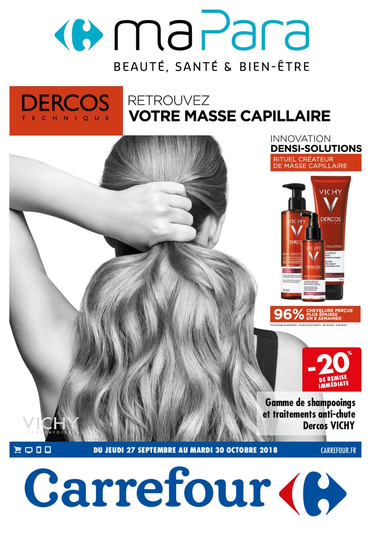 Catalogue Carrefour - 27.09.2018 - 30.10.2018. Page 1.