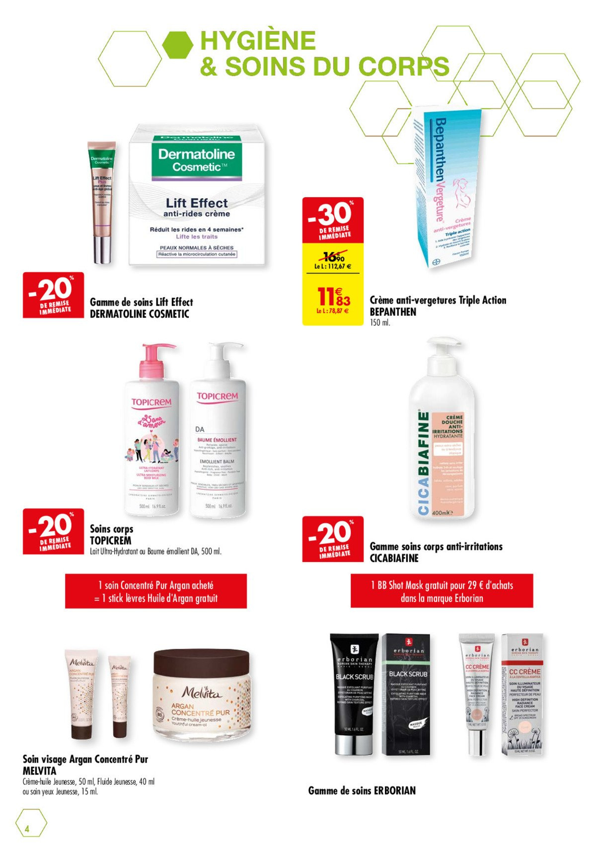 Catalogue Carrefour - 27.09.2018 - 30.10.2018. Page 4.