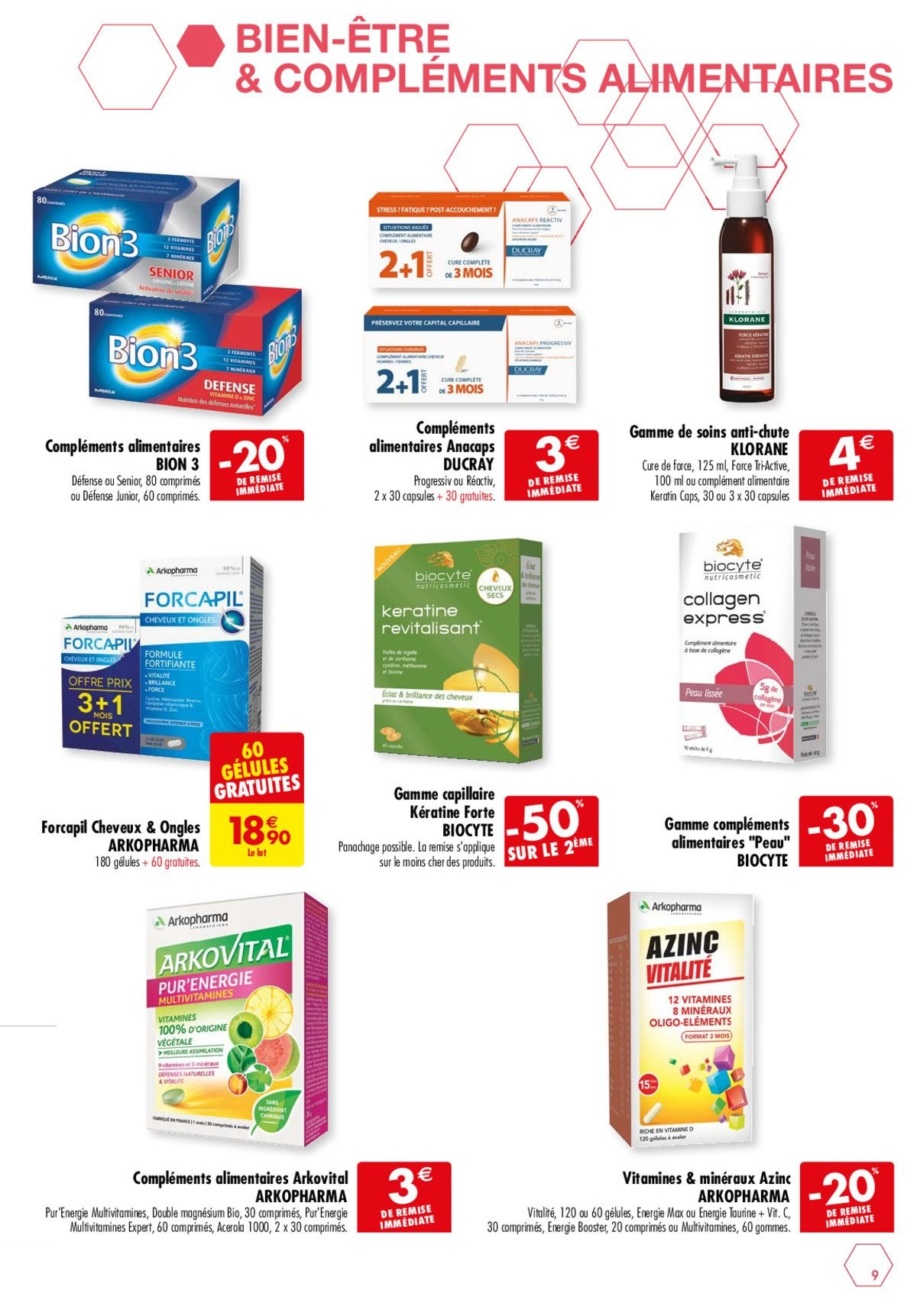 Catalogue Carrefour - 27.09.2018 - 30.10.2018. Page 9.