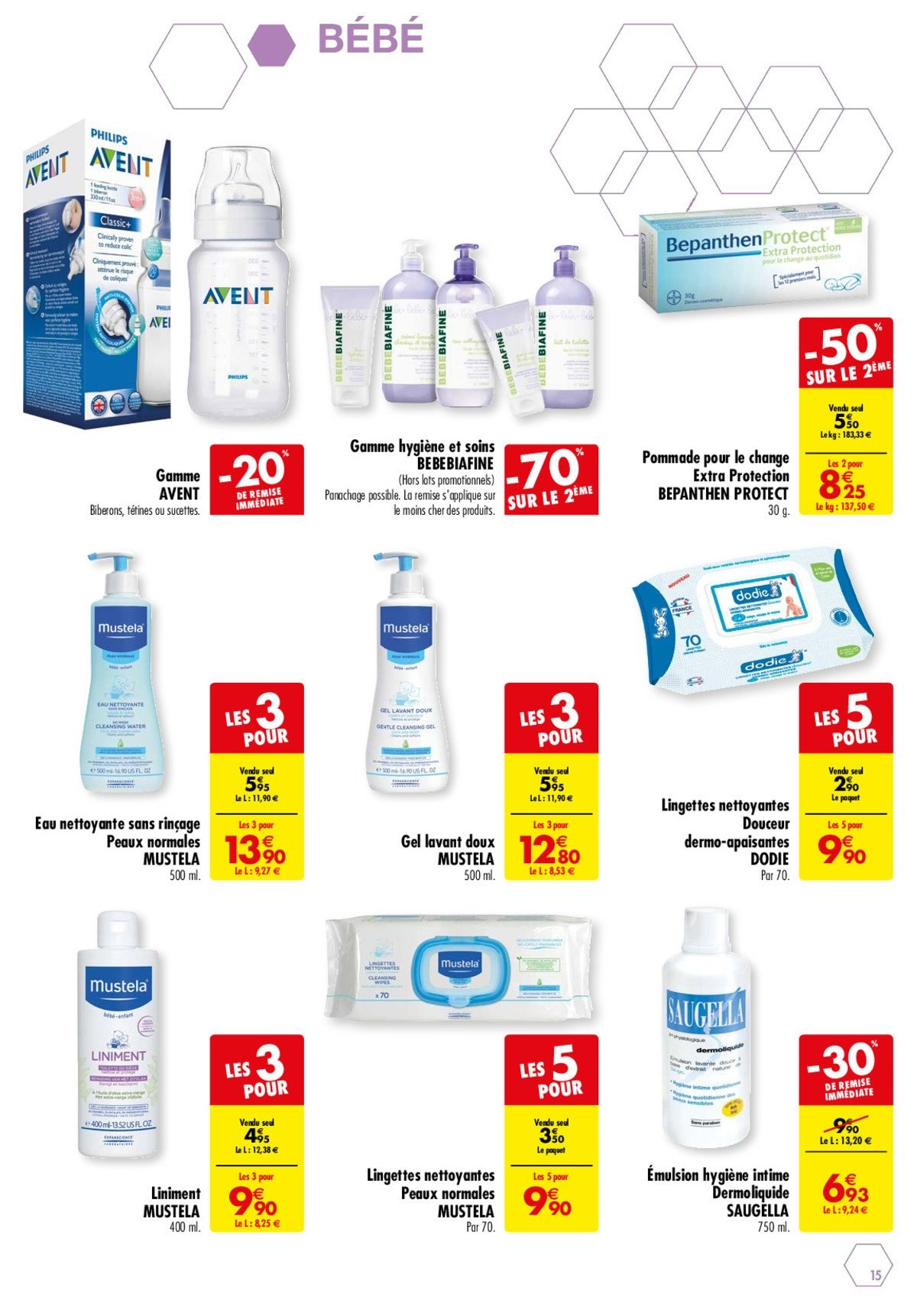 Catalogue Carrefour - 27.09.2018 - 30.10.2018. Page 15.