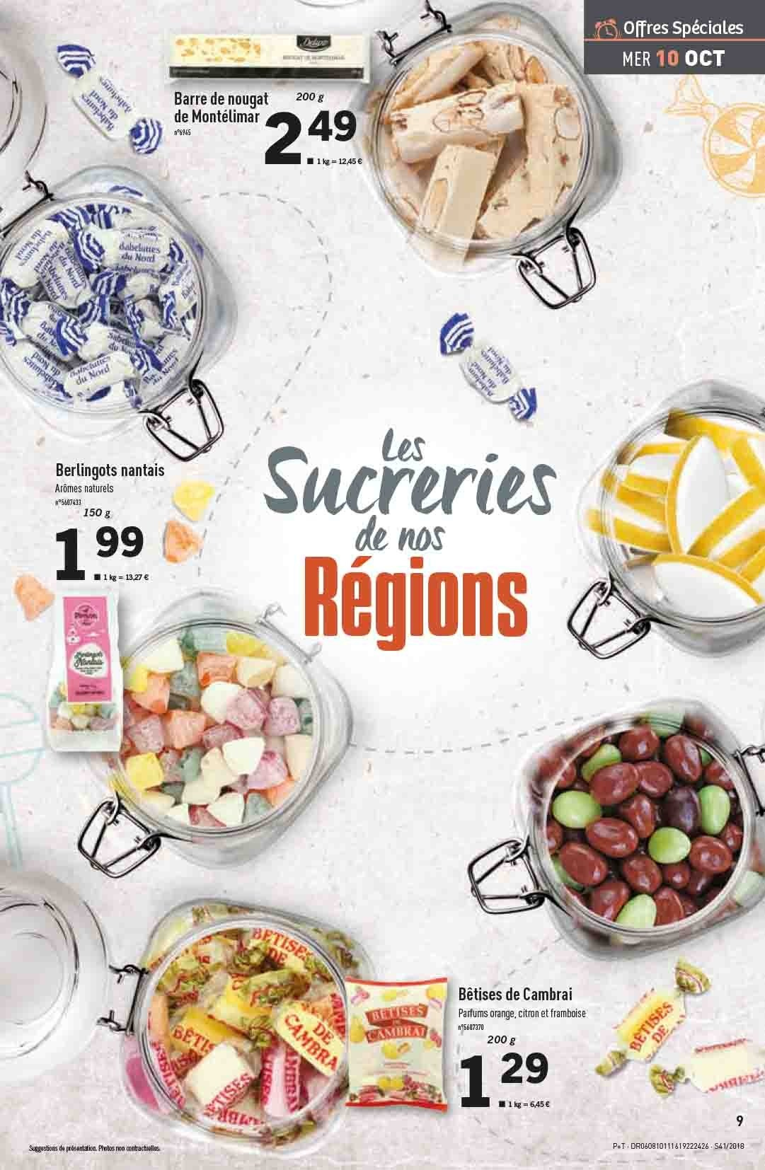 Catalogue Lidl - 10.10.2018 - 16.10.2018. Page 9.