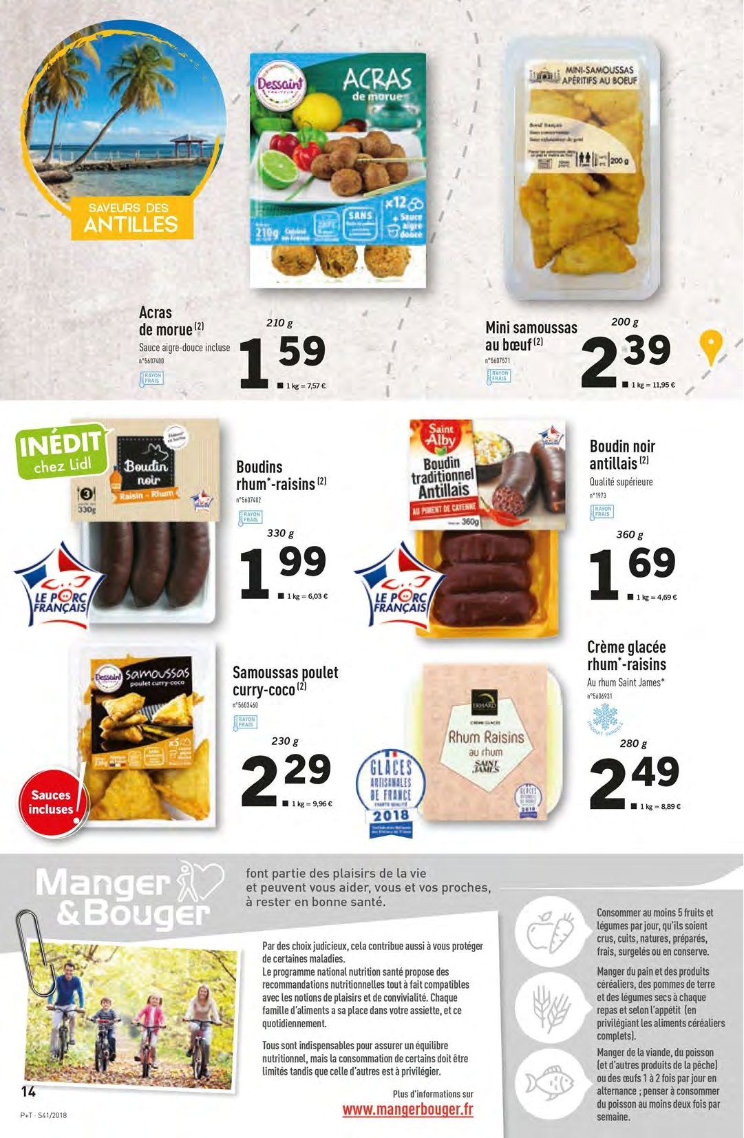 Catalogue Lidl - 10.10.2018 - 16.10.2018. Page 14.