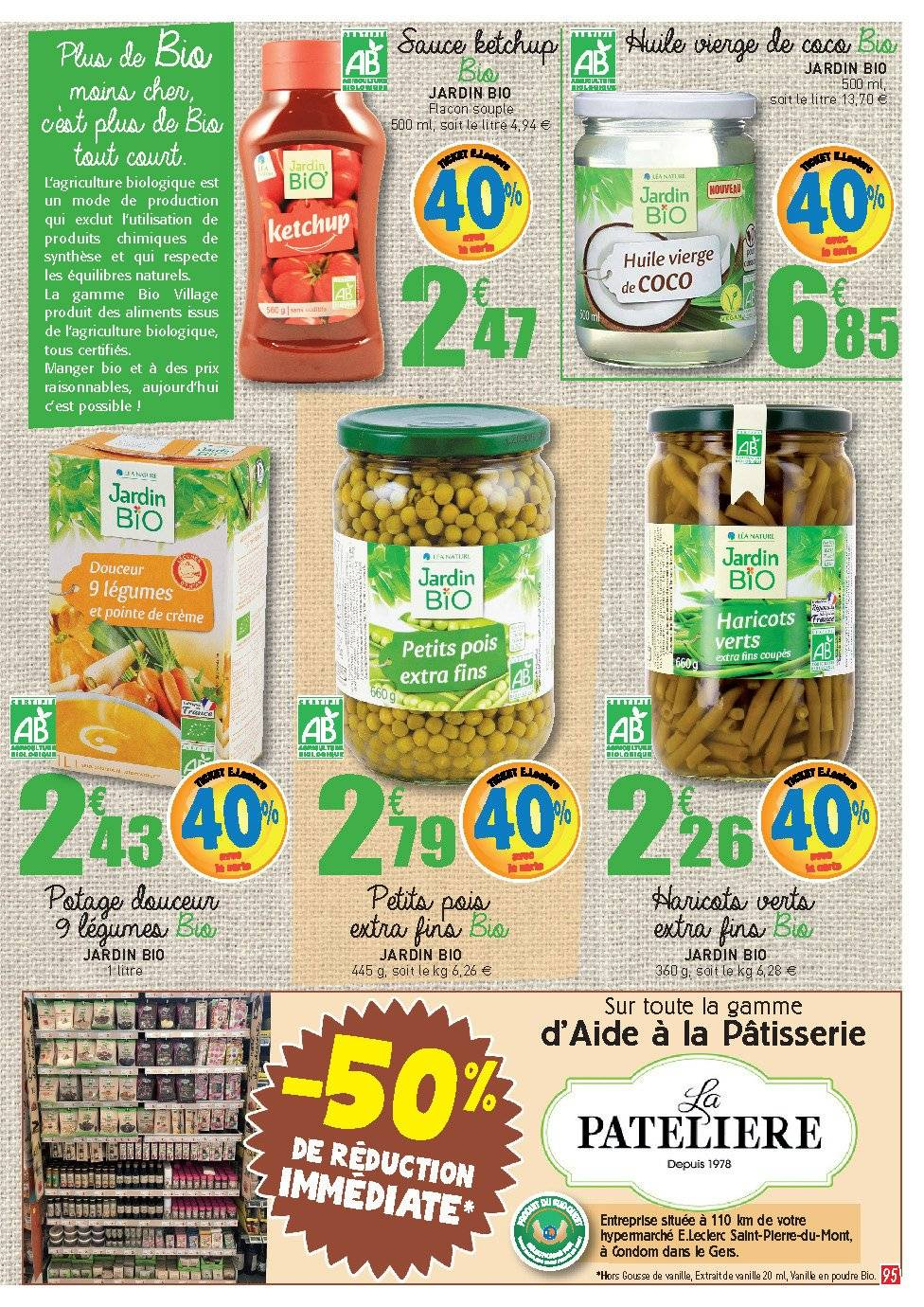Catalogue E.Leclerc - 22.10.2018 - 03.11.2018. Page 95.