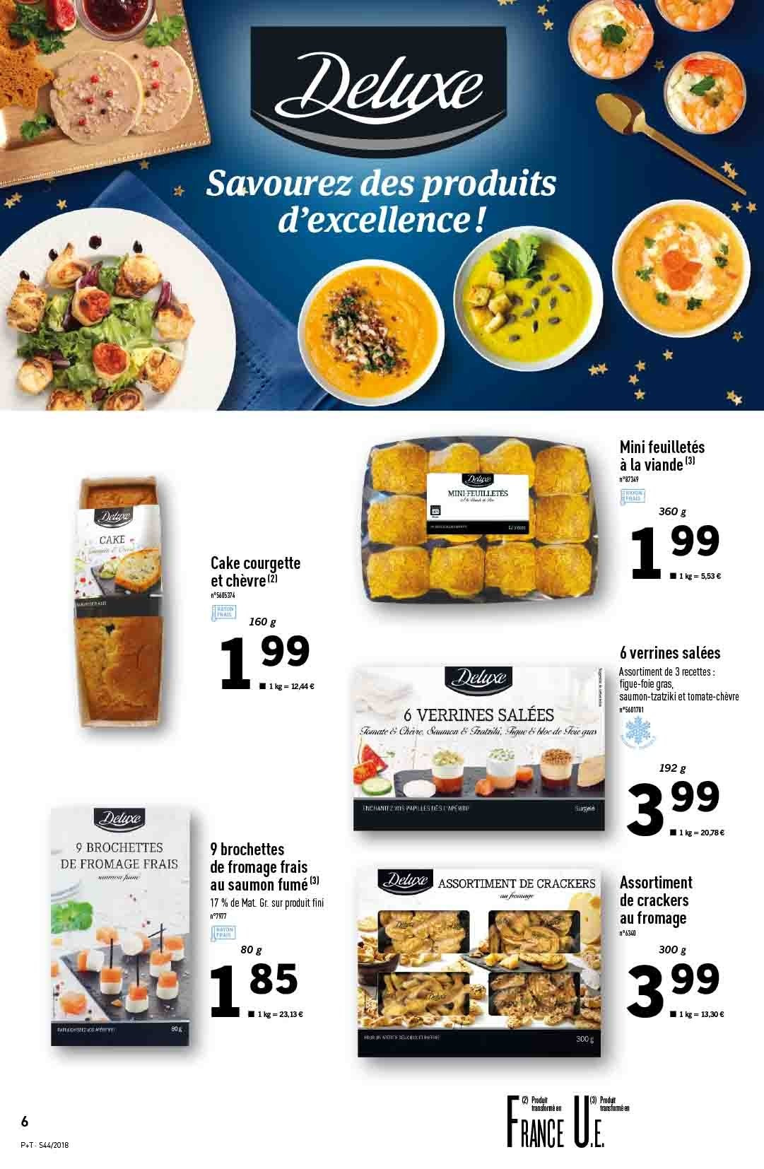 Catalogue Lidl - 31.10.2018 - 06.11.2018. Page 6.