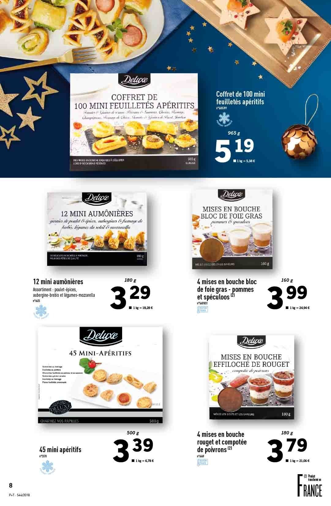 Catalogue Lidl - 31.10.2018 - 06.11.2018. Page 8.