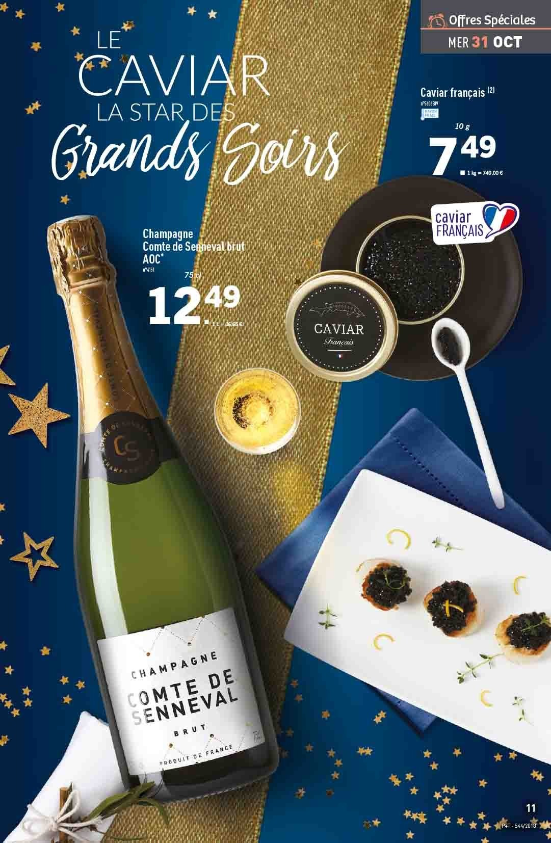 Catalogue Lidl - 31.10.2018 - 06.11.2018. Page 11.