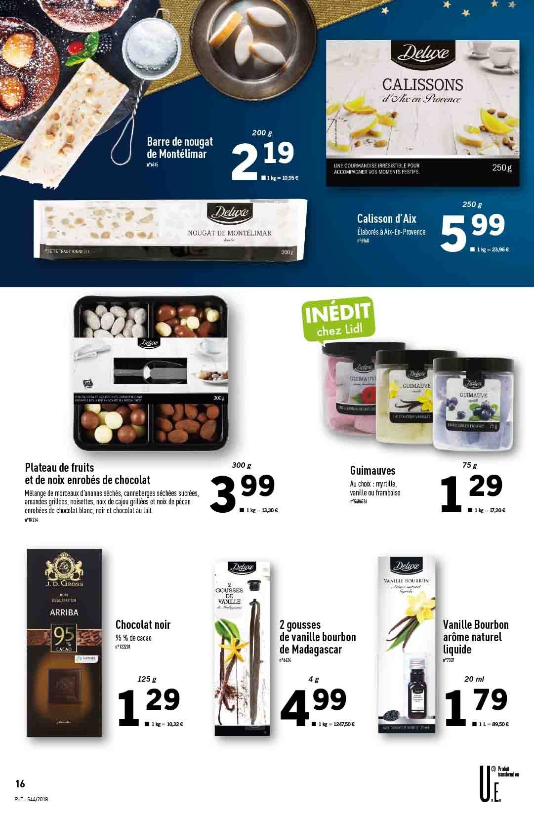 Catalogue Lidl - 31.10.2018 - 06.11.2018. Page 16.