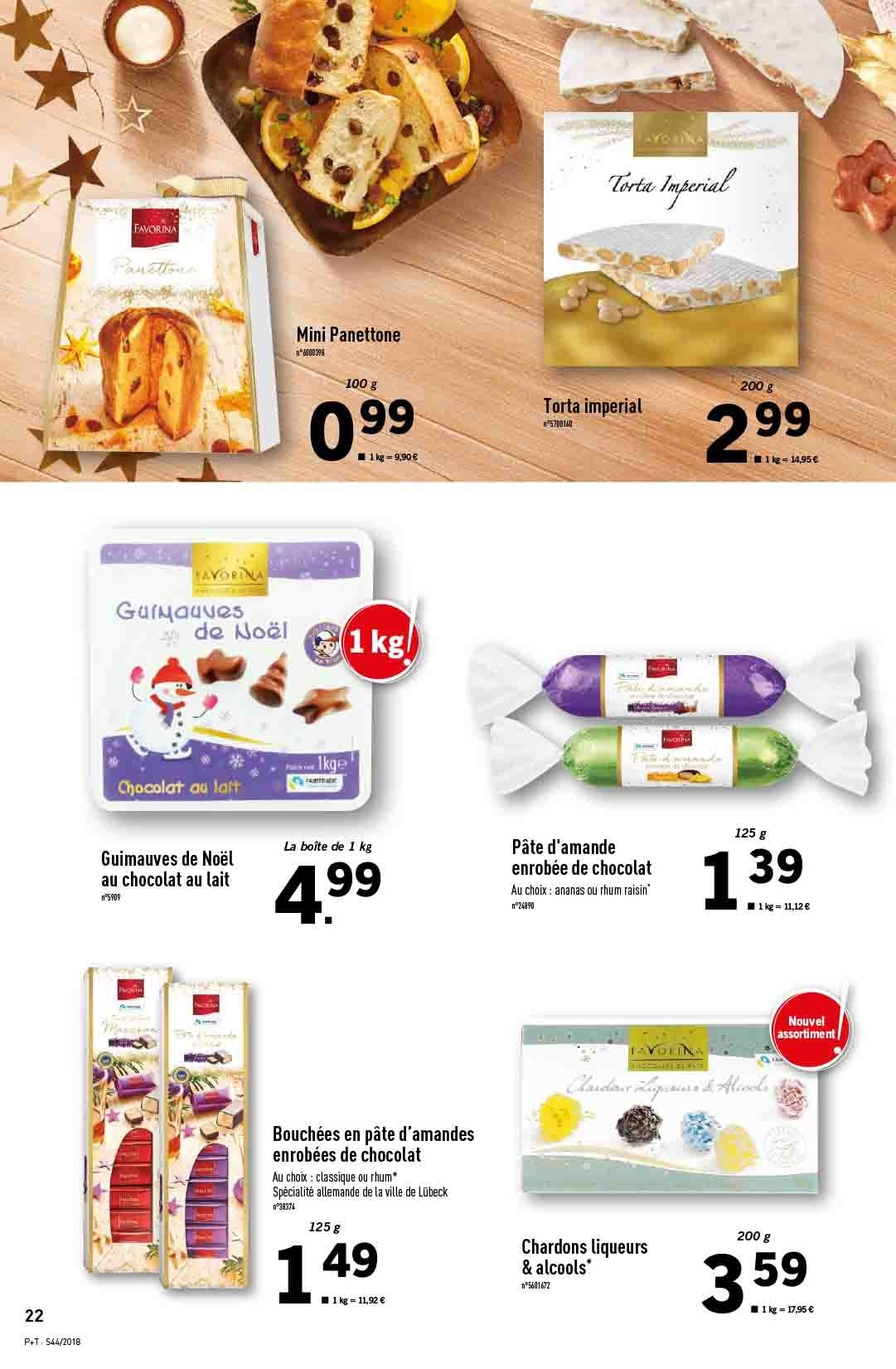 Catalogue Lidl - 31.10.2018 - 06.11.2018. Page 22.