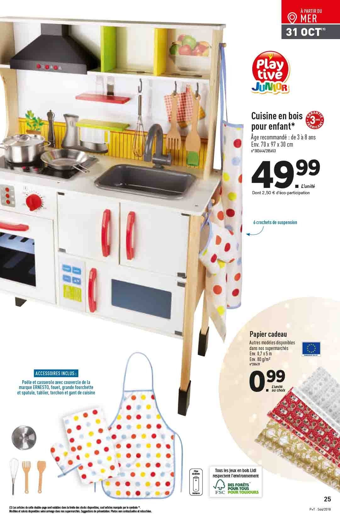 Catalogue Lidl - 31.10.2018 - 06.11.2018. Page 25.