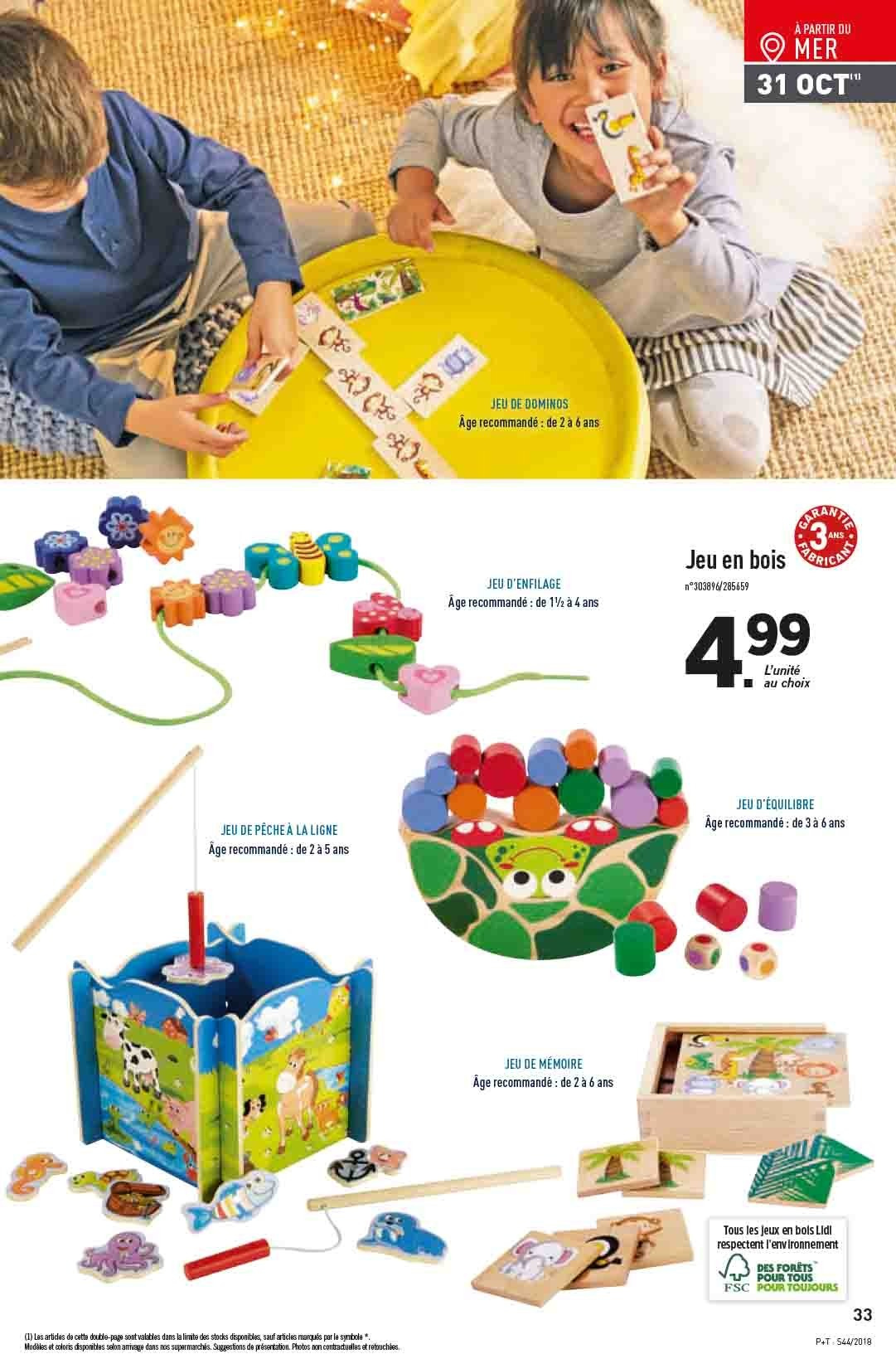 Catalogue Lidl - 31.10.2018 - 06.11.2018. Page 33.