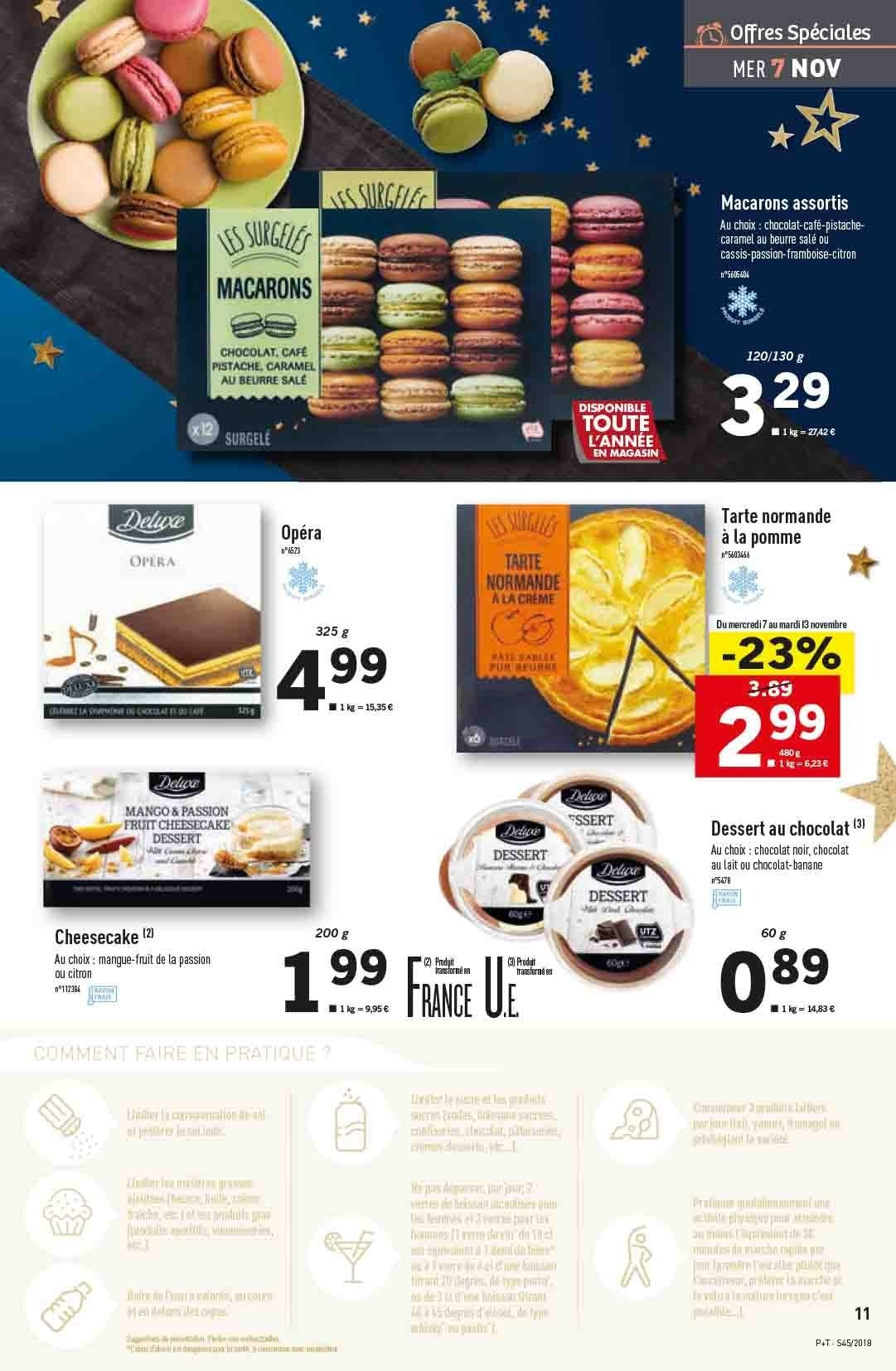 Catalogue Lidl - 07.11.2018 - 13.11.2018. Page 11.