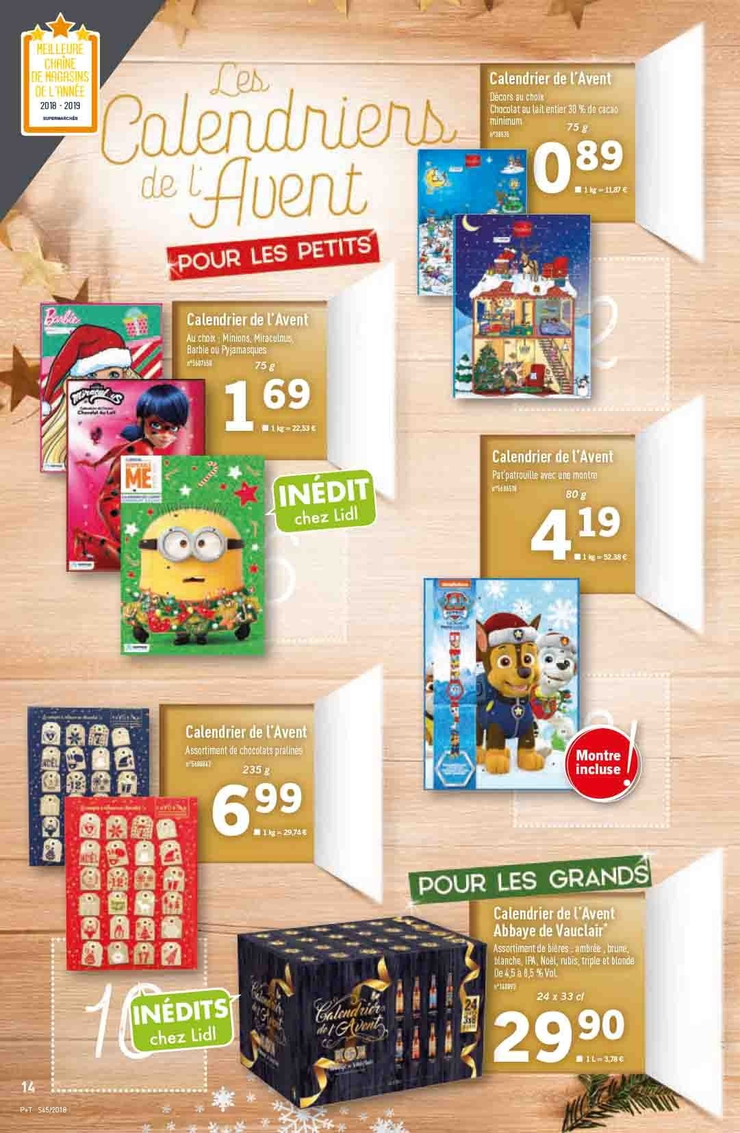 Catalogue Lidl - 07.11.2018 - 13.11.2018. Page 14.