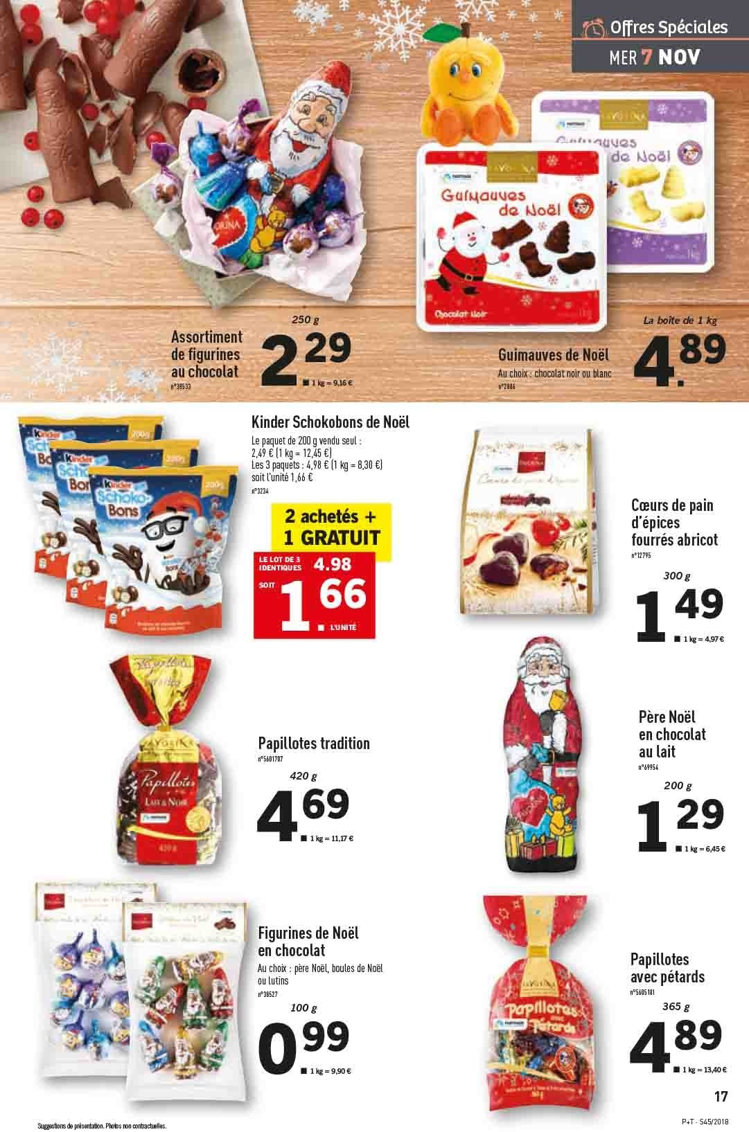 Catalogue Lidl - 07.11.2018 - 13.11.2018. Page 17.