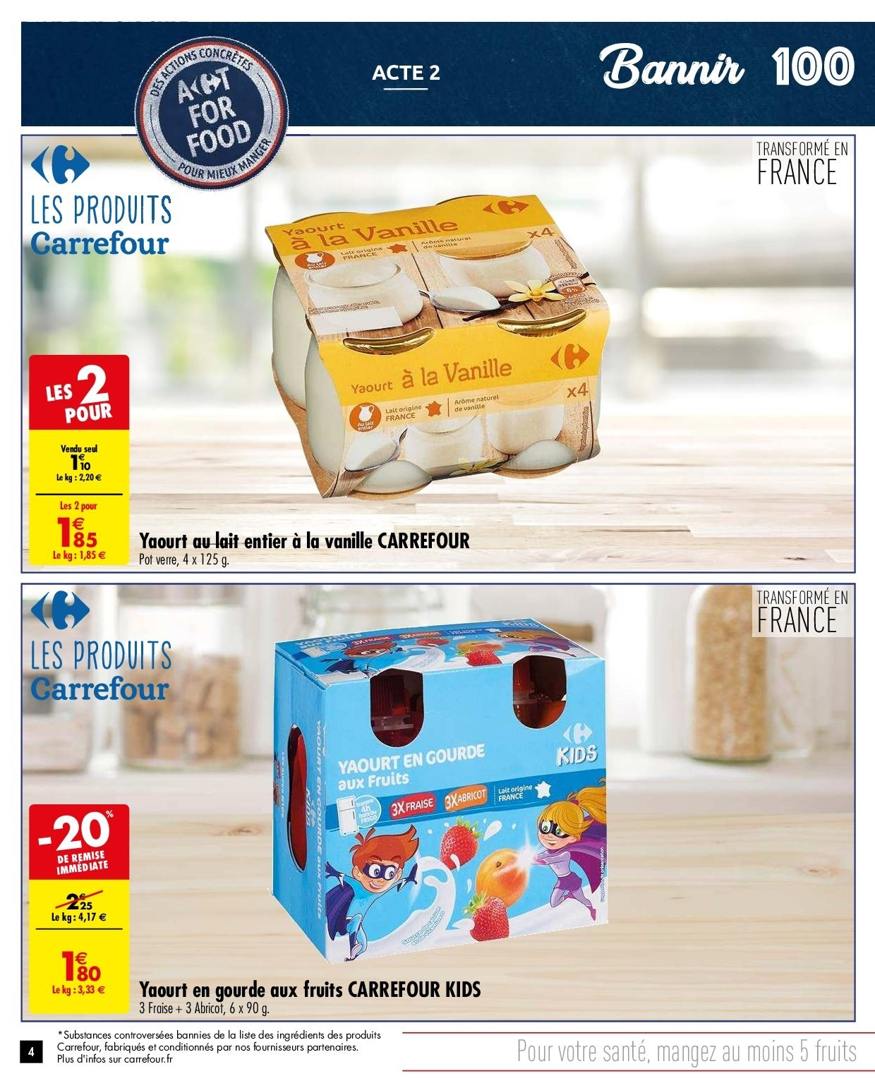 Catalogue Carrefour - 06.11.2018 - 19.11.2018. Page 4.