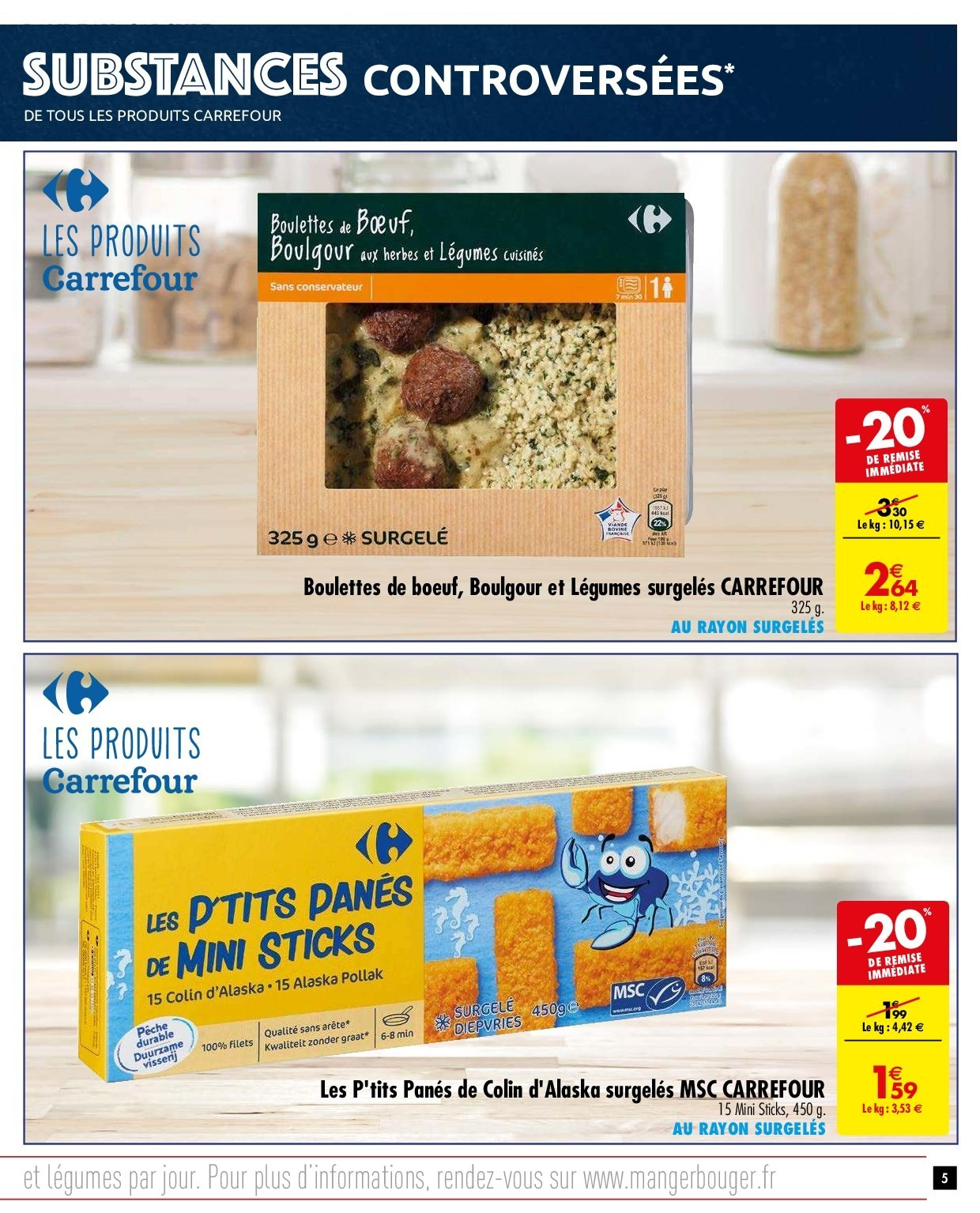 Catalogue Carrefour - 06.11.2018 - 19.11.2018. Page 5.