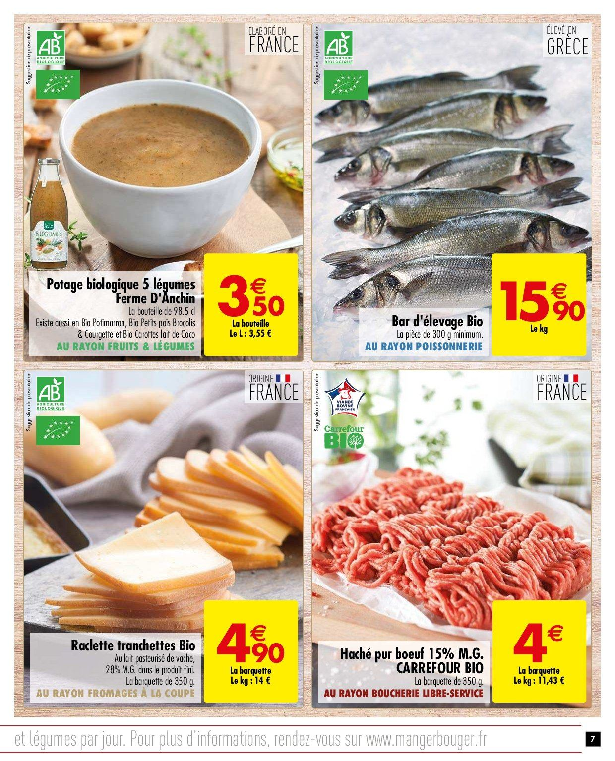 Catalogue Carrefour - 06.11.2018 - 19.11.2018. Page 7.
