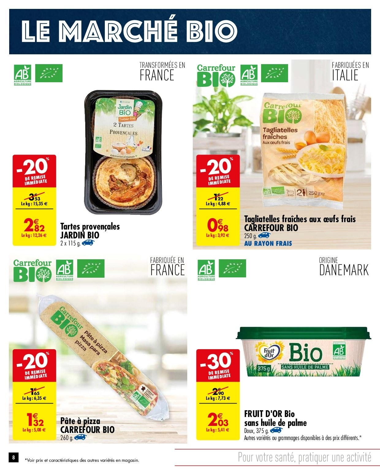 Catalogue Carrefour - 06.11.2018 - 19.11.2018. Page 8.