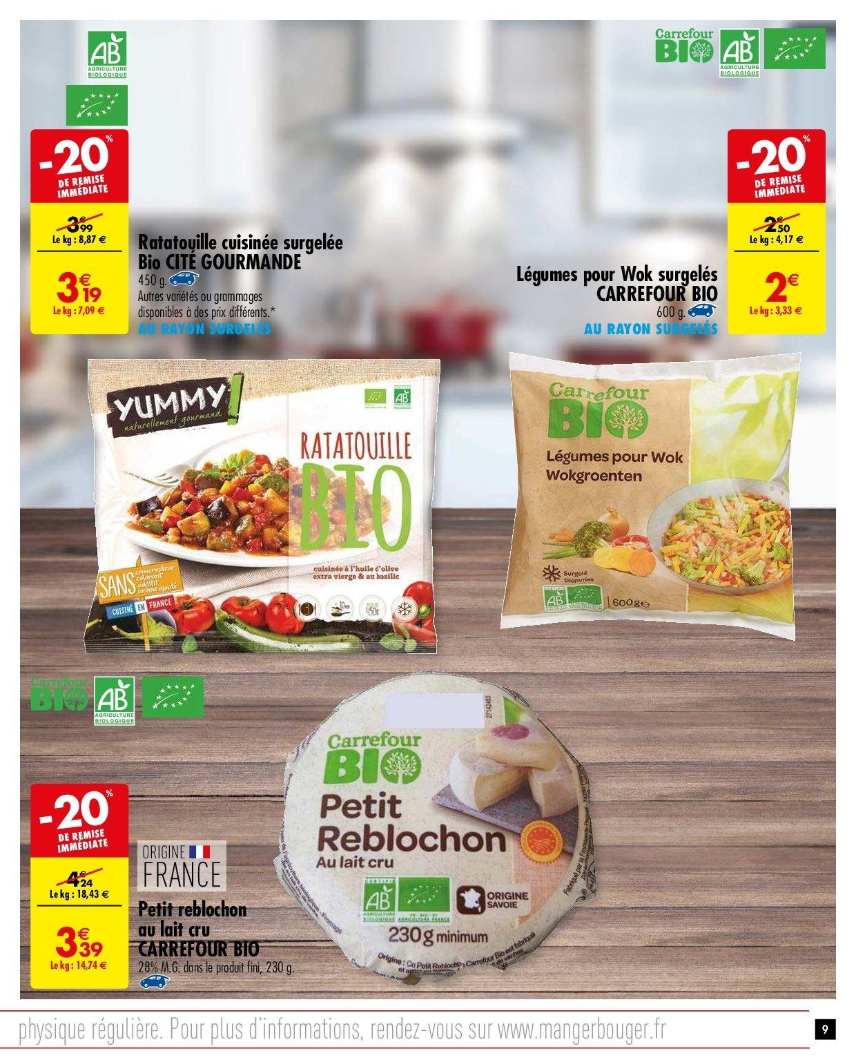 Catalogue Carrefour - 06.11.2018 - 19.11.2018. Page 9.
