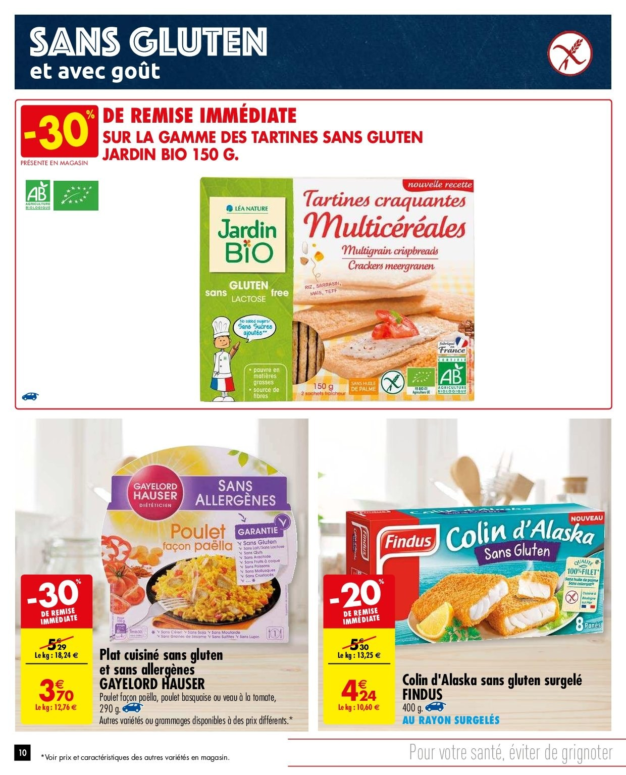 Catalogue Carrefour - 06.11.2018 - 19.11.2018. Page 10.