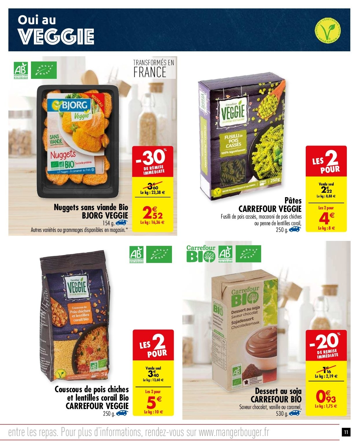 Catalogue Carrefour - 06.11.2018 - 19.11.2018. Page 11.