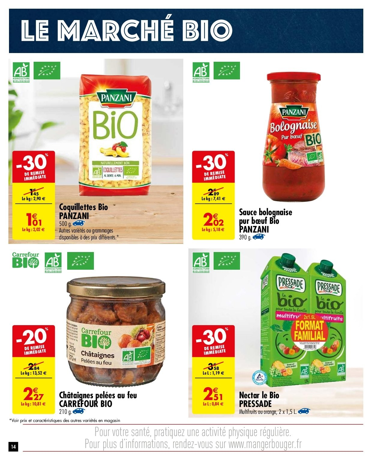 Catalogue Carrefour - 06.11.2018 - 19.11.2018. Page 14.
