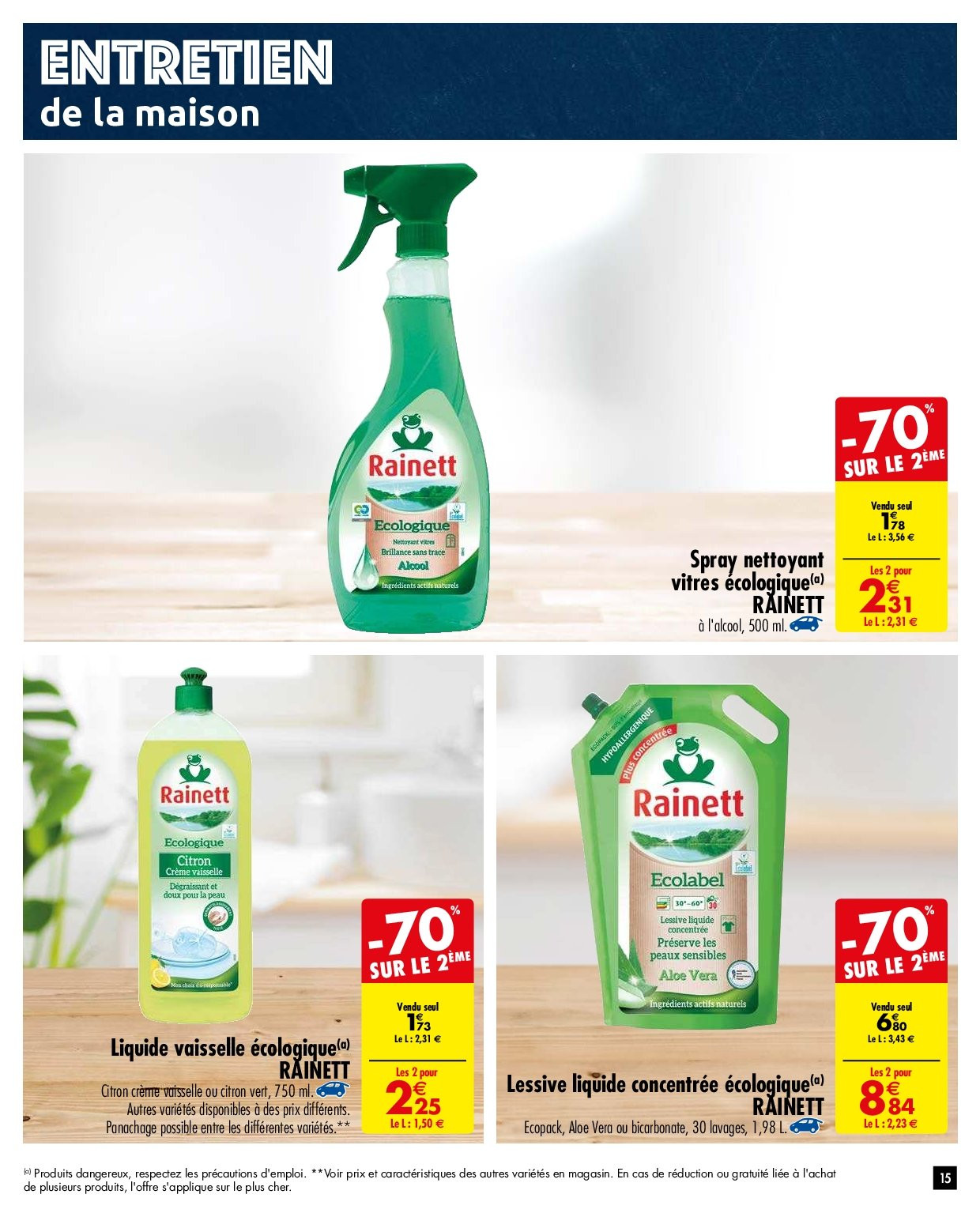Catalogue Carrefour - 06.11.2018 - 19.11.2018. Page 15.