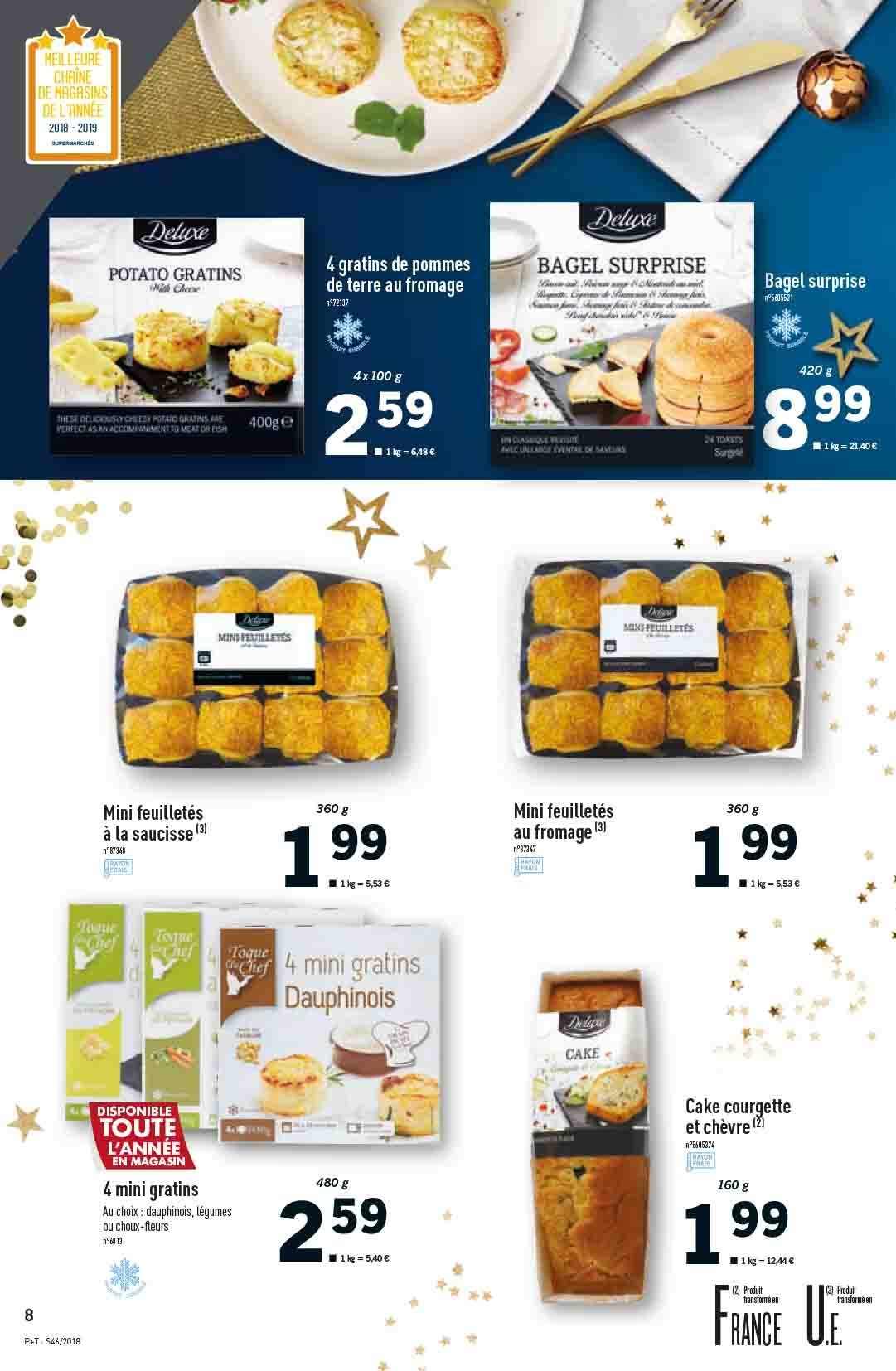 Catalogue Lidl - 14.11.2018 - 20.11.2018. Page 8.