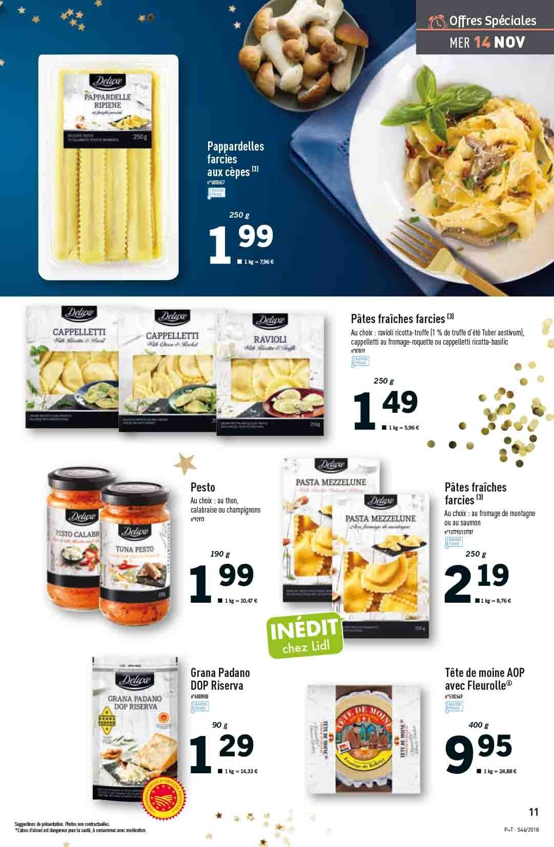 Catalogue Lidl - 14.11.2018 - 20.11.2018. Page 11.