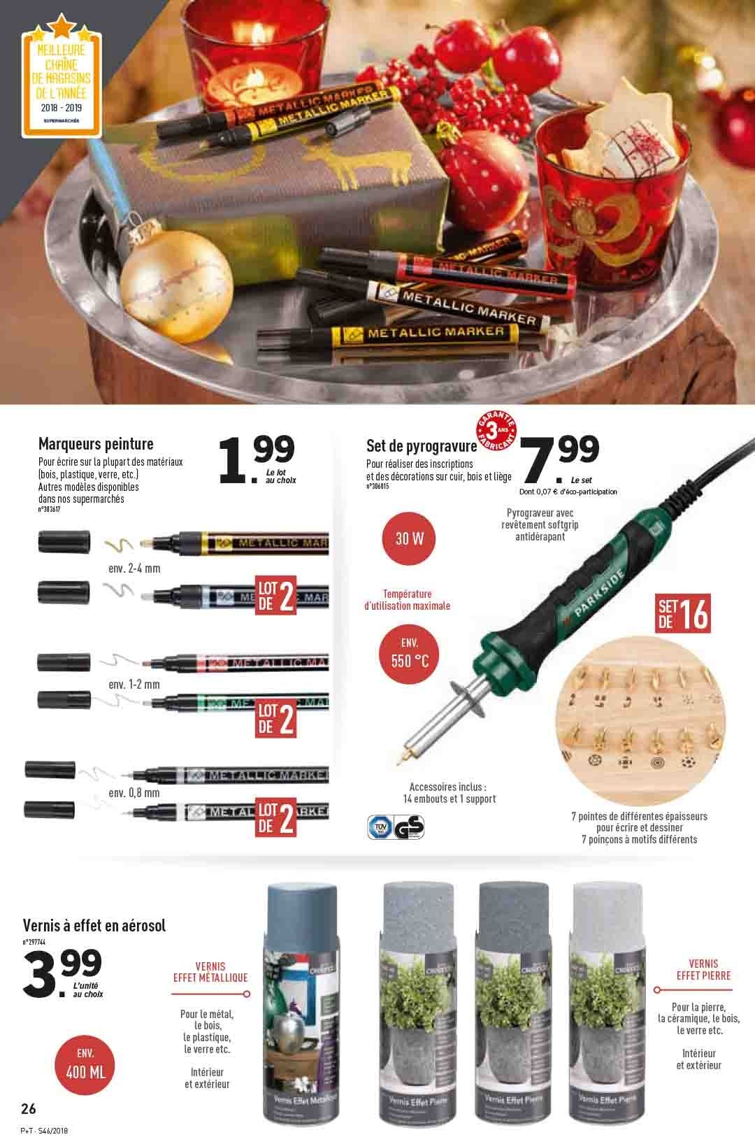 Catalogue Lidl - 14.11.2018 - 20.11.2018. Page 26.
