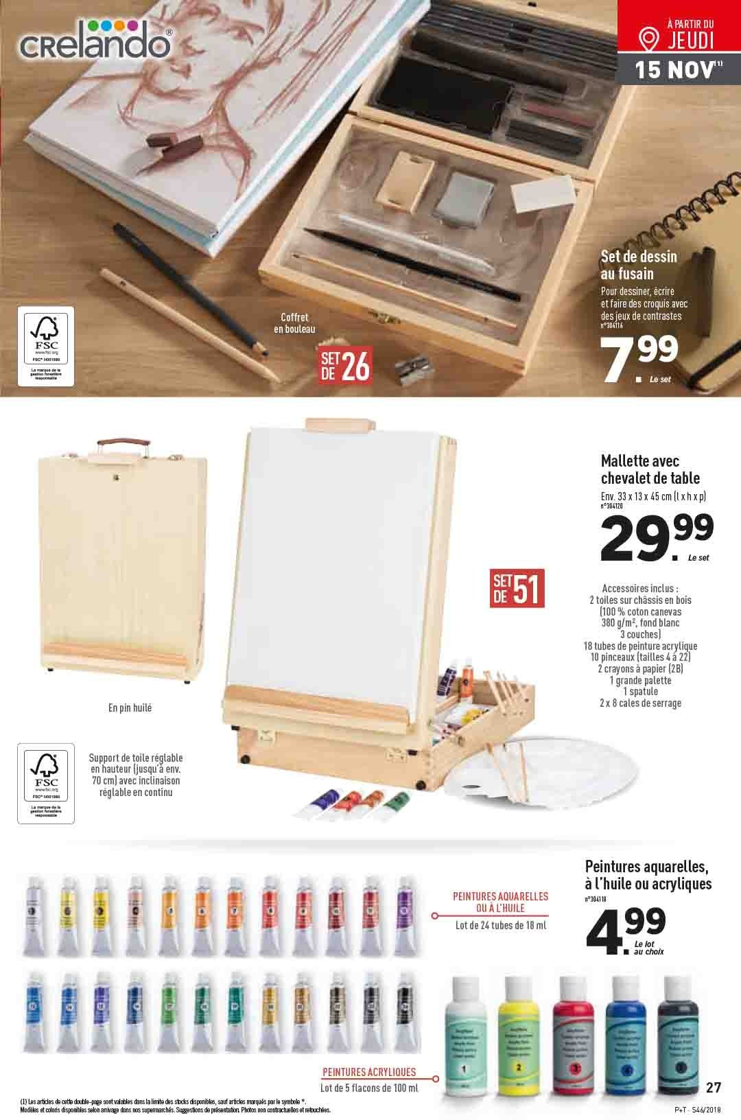 Catalogue Lidl - 14.11.2018 - 20.11.2018. Page 27.