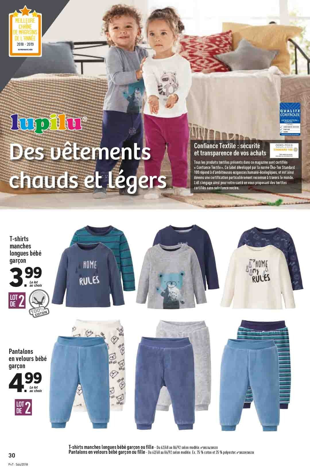 Catalogue Lidl - 14.11.2018 - 20.11.2018. Page 30.