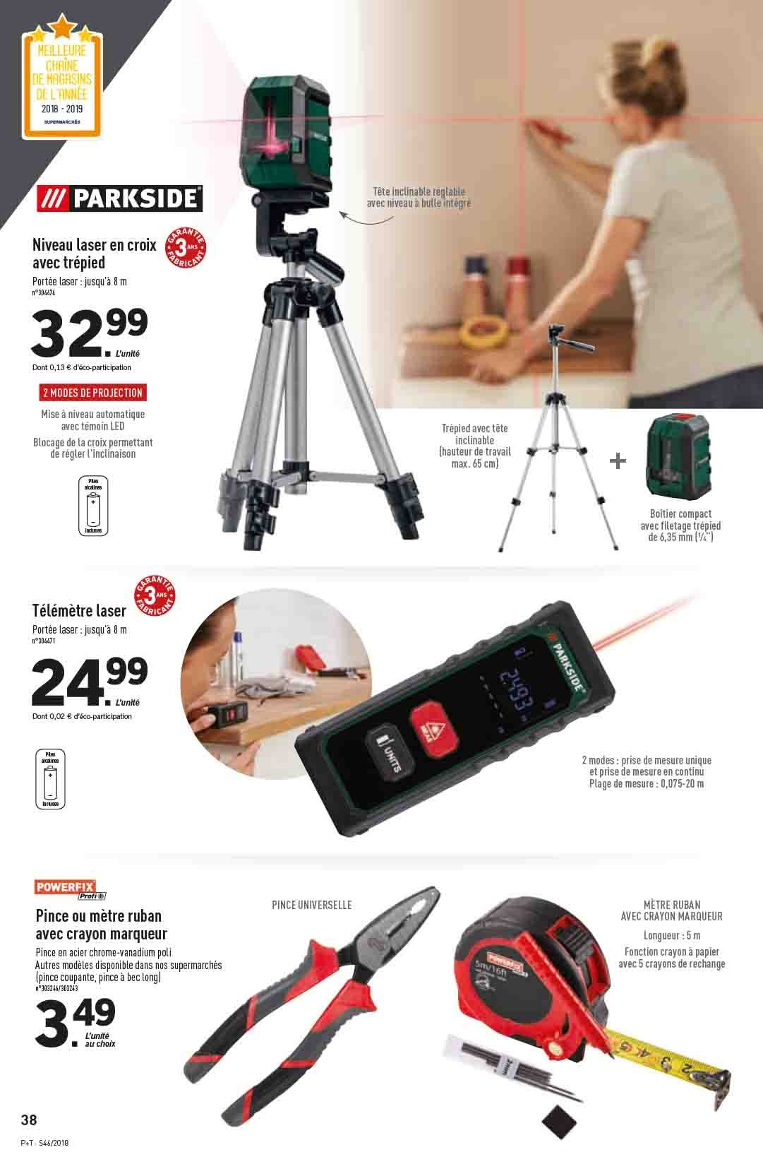 Catalogue Lidl - 14.11.2018 - 20.11.2018. Page 38.