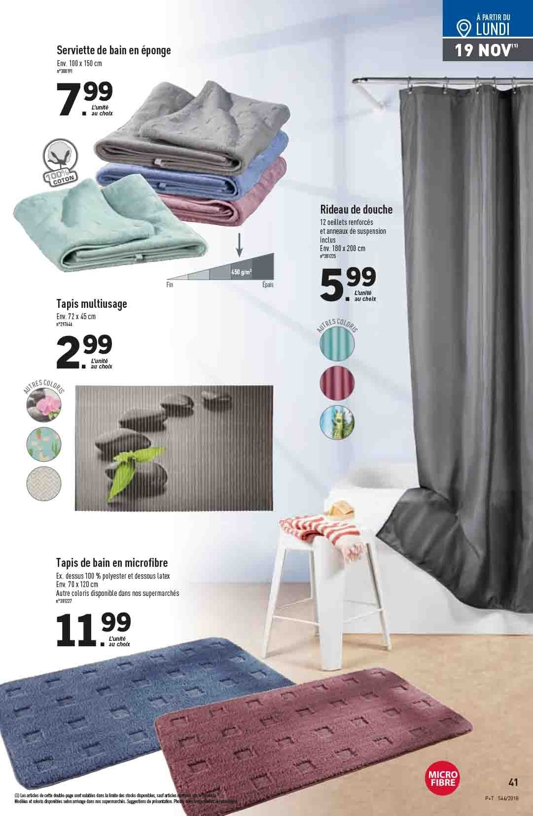 Catalogue Lidl - 14.11.2018 - 20.11.2018. Page 41.