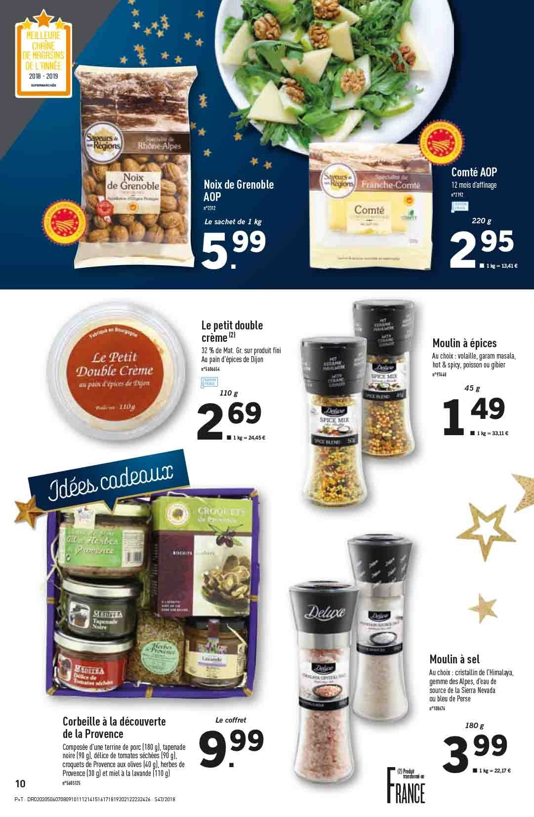 Catalogue Lidl - 21.11.2018 - 27.11.2018. Page 10.