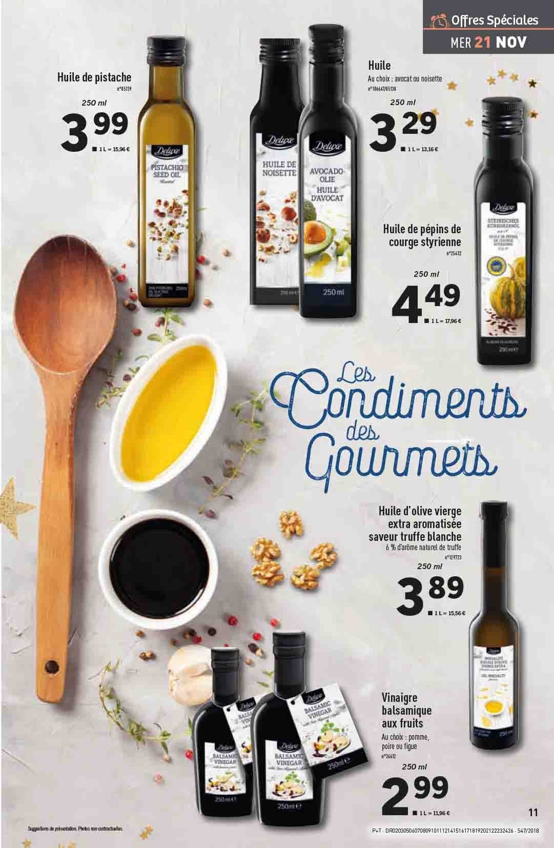 Catalogue Lidl - 21.11.2018 - 27.11.2018. Page 11.