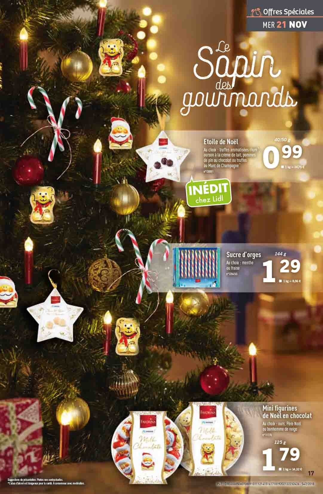Catalogue Lidl - 21.11.2018 - 27.11.2018. Page 17.