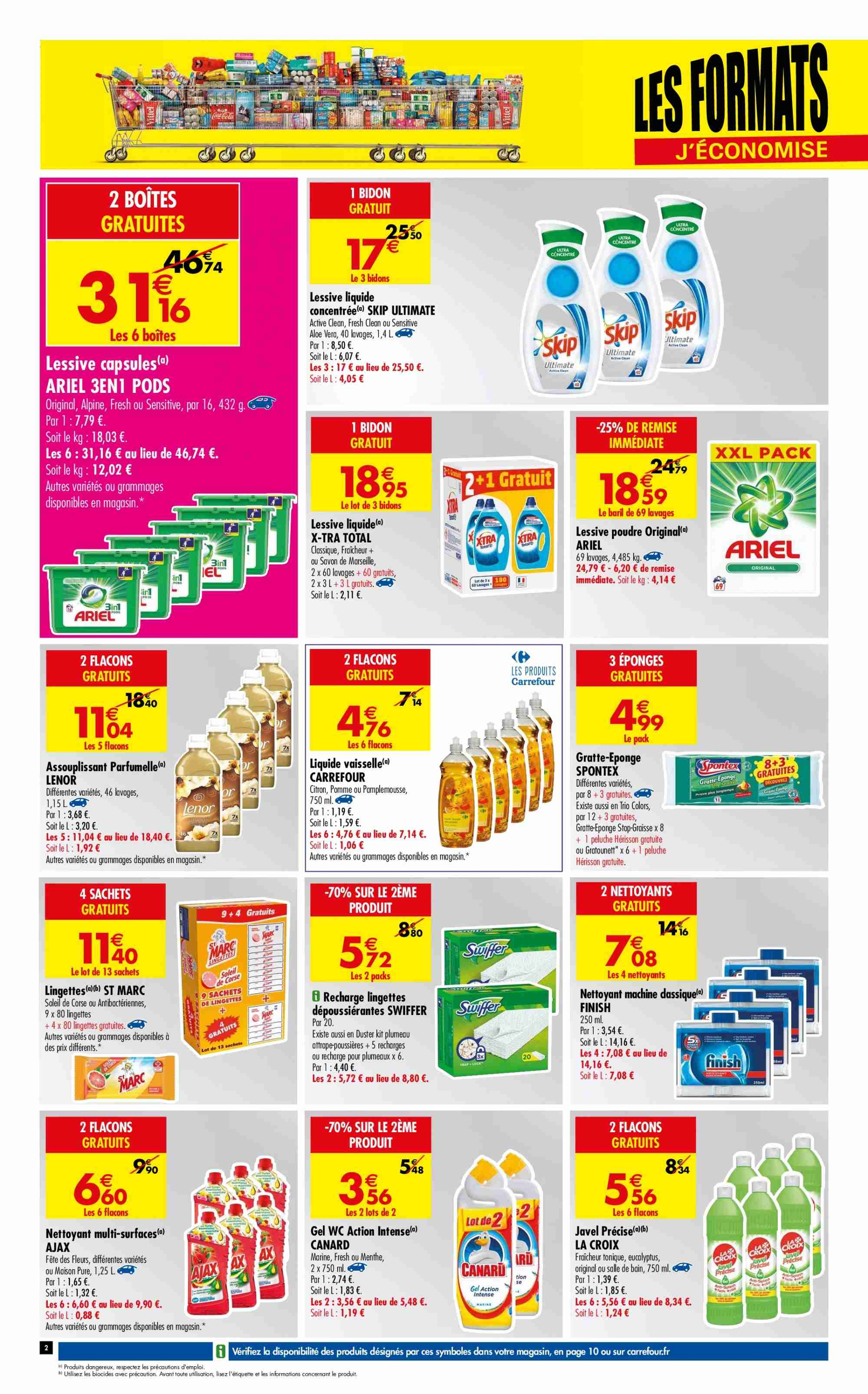 Catalogue Carrefour - 13.11.2018 - 26.11.2018. Page 2.