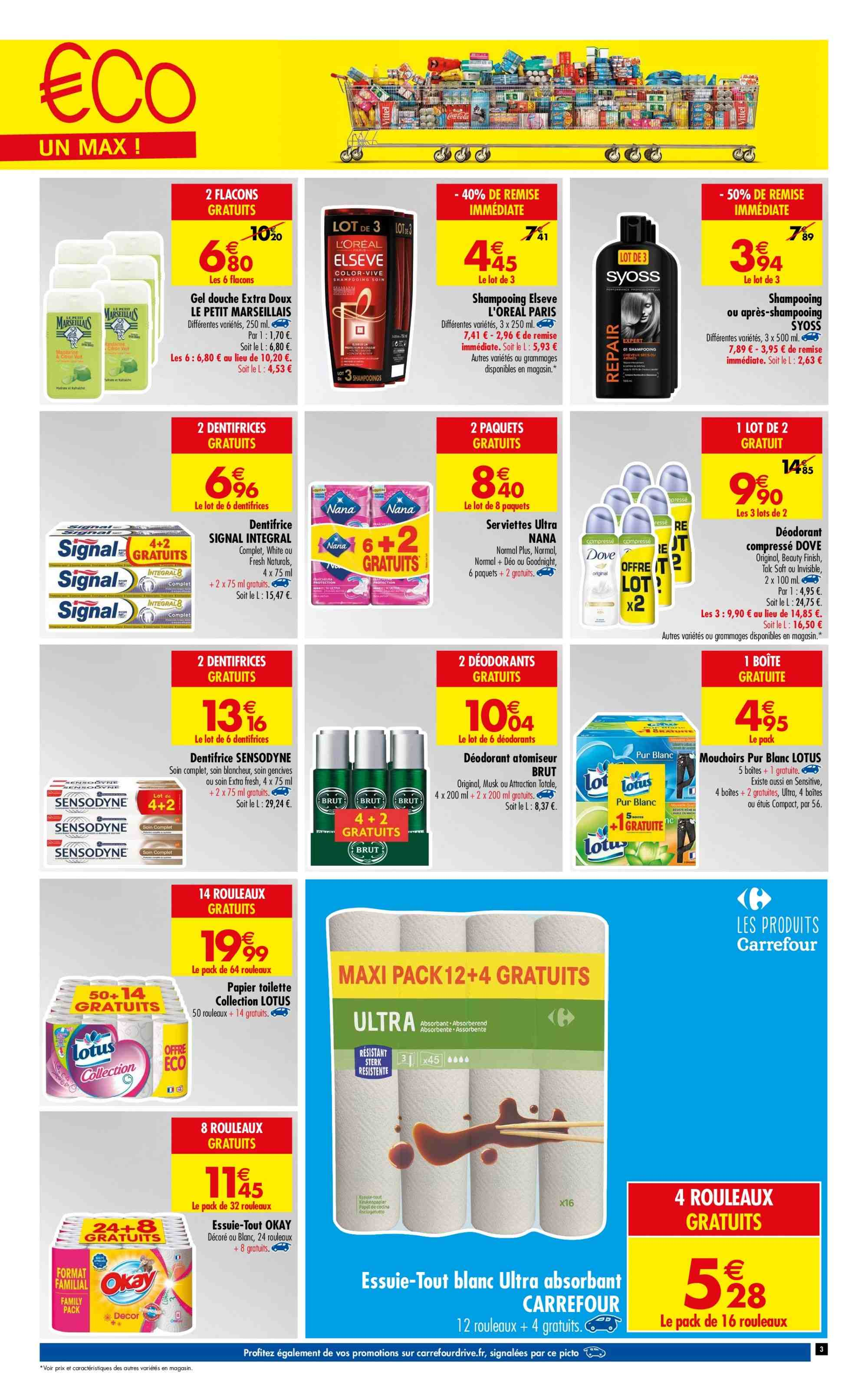 Catalogue Carrefour - 13.11.2018 - 26.11.2018. Page 3.
