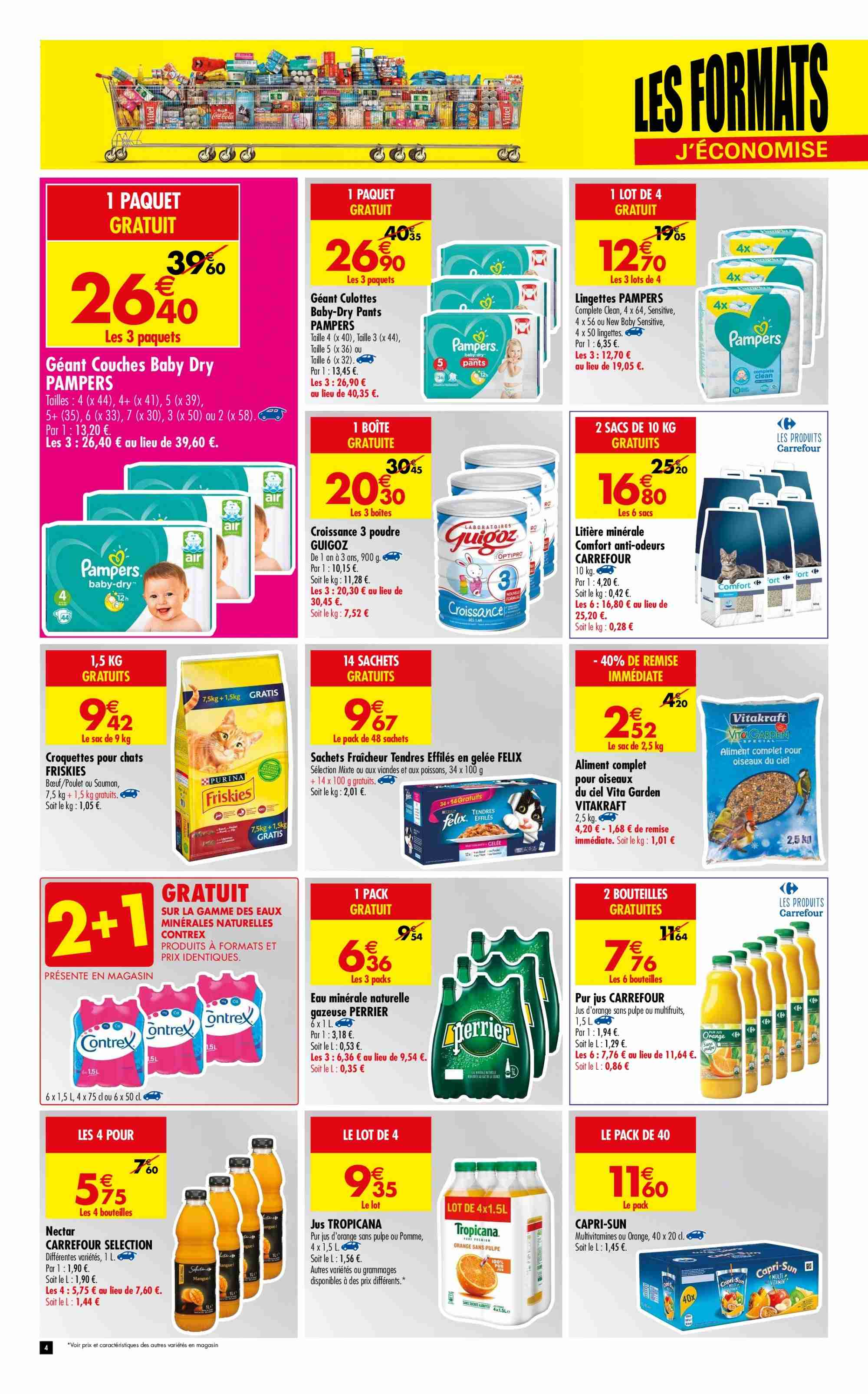 Catalogue Carrefour - 13.11.2018 - 26.11.2018. Page 4.